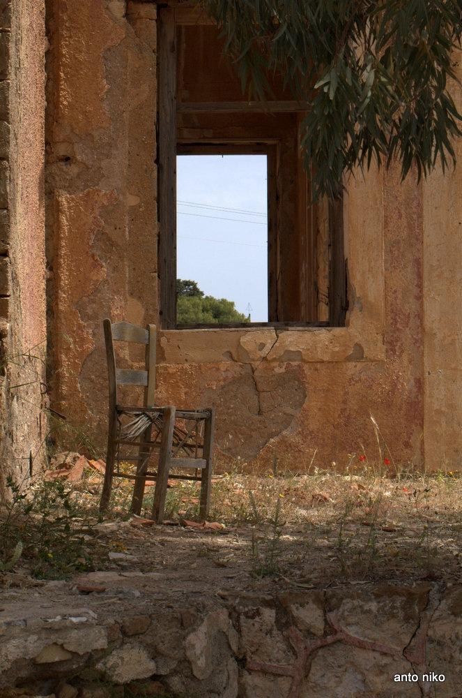 chair!! by peskandritsa