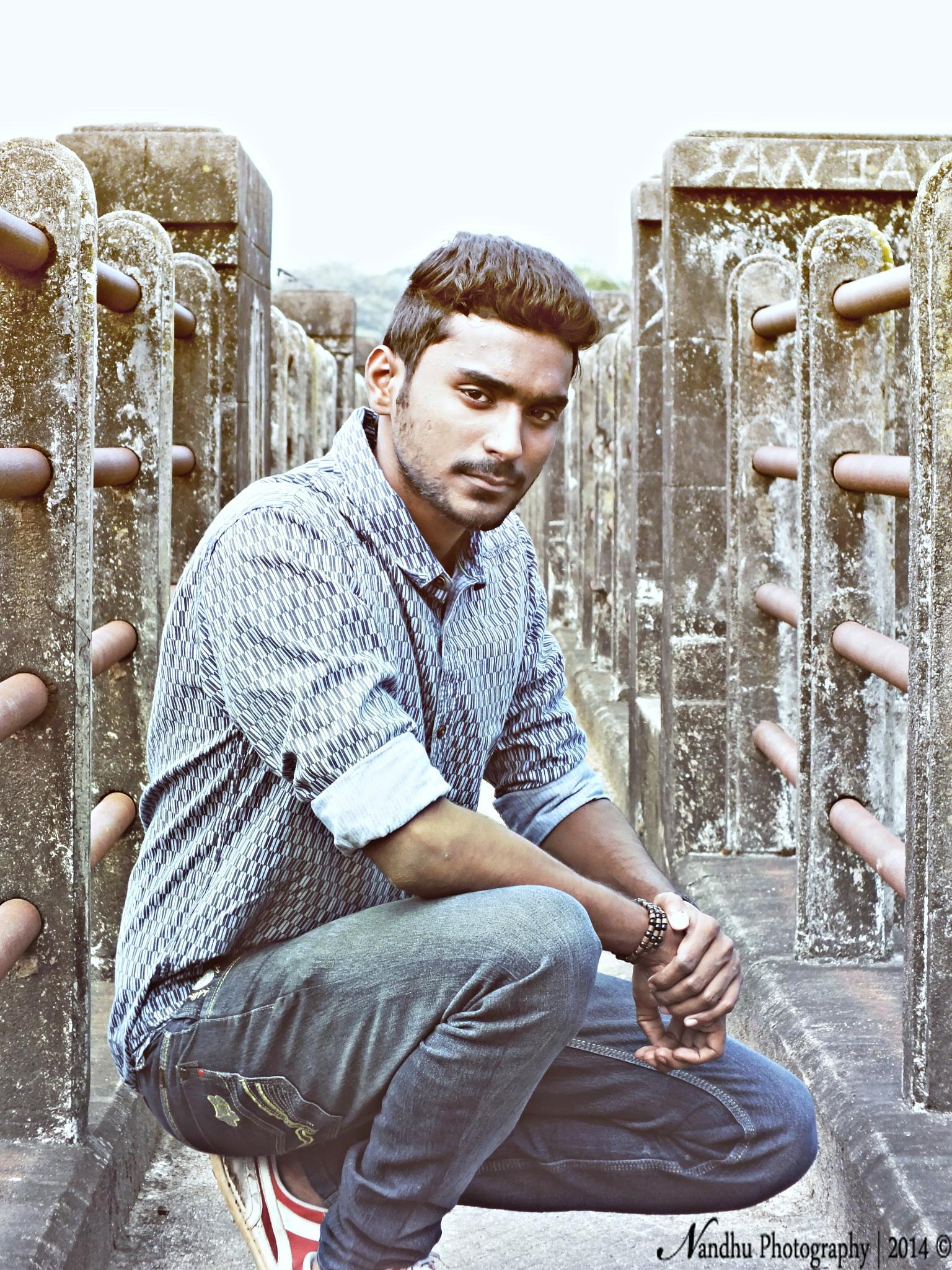 attitude by Nandhu kuttarapallil