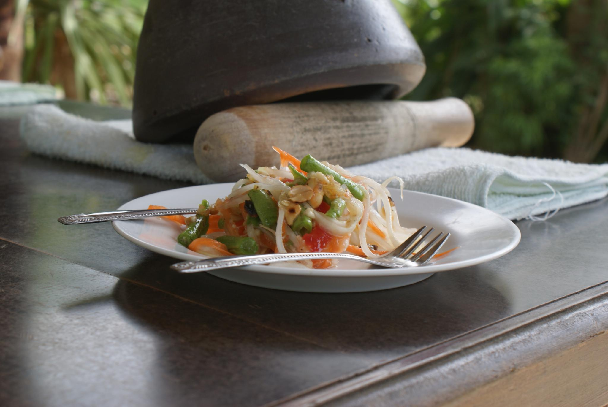 Food from Thailand by Camilla Söderlin