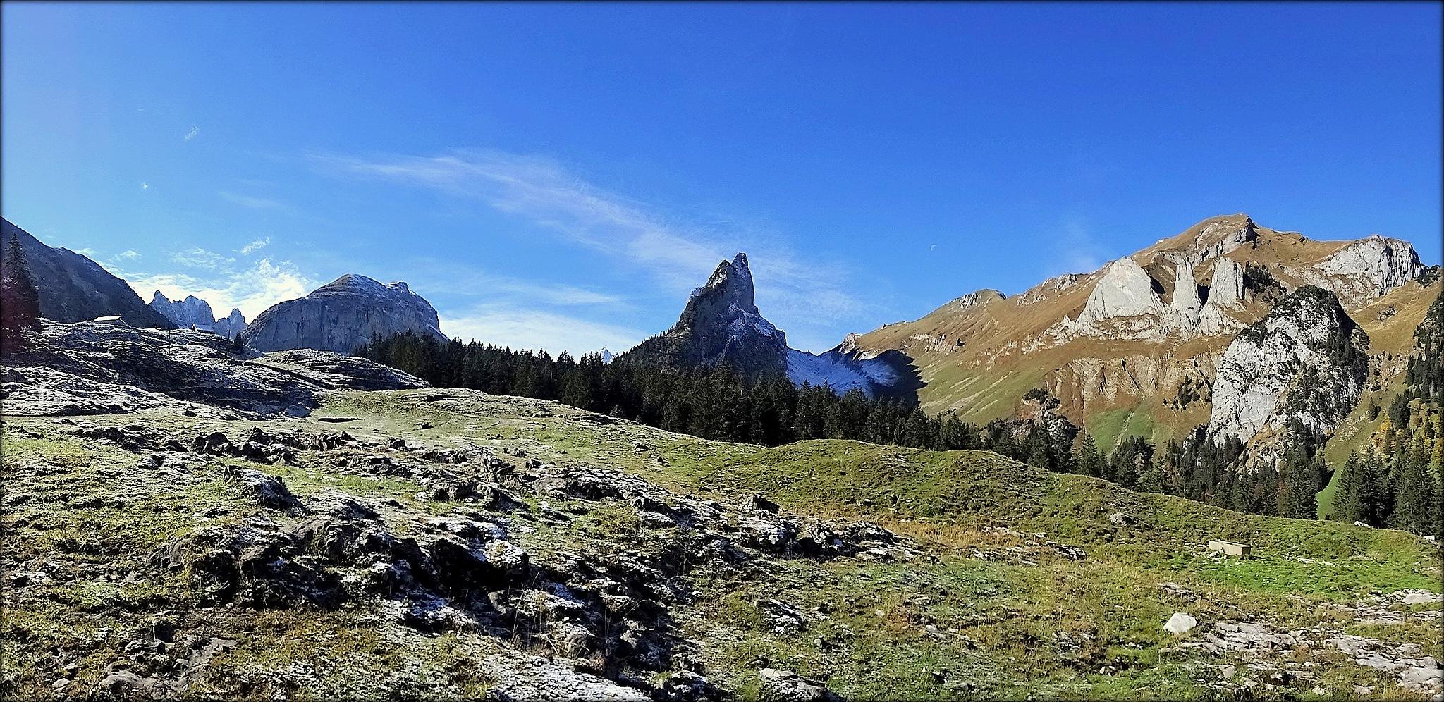 """""""alpstein landscape"""" by BauerStefan"""