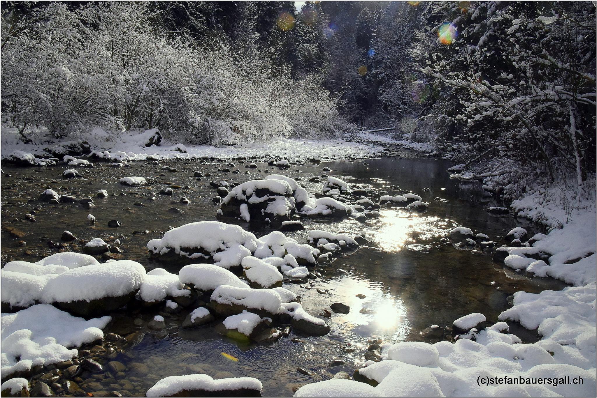 """""""river creek.I"""" by BauerStefan"""