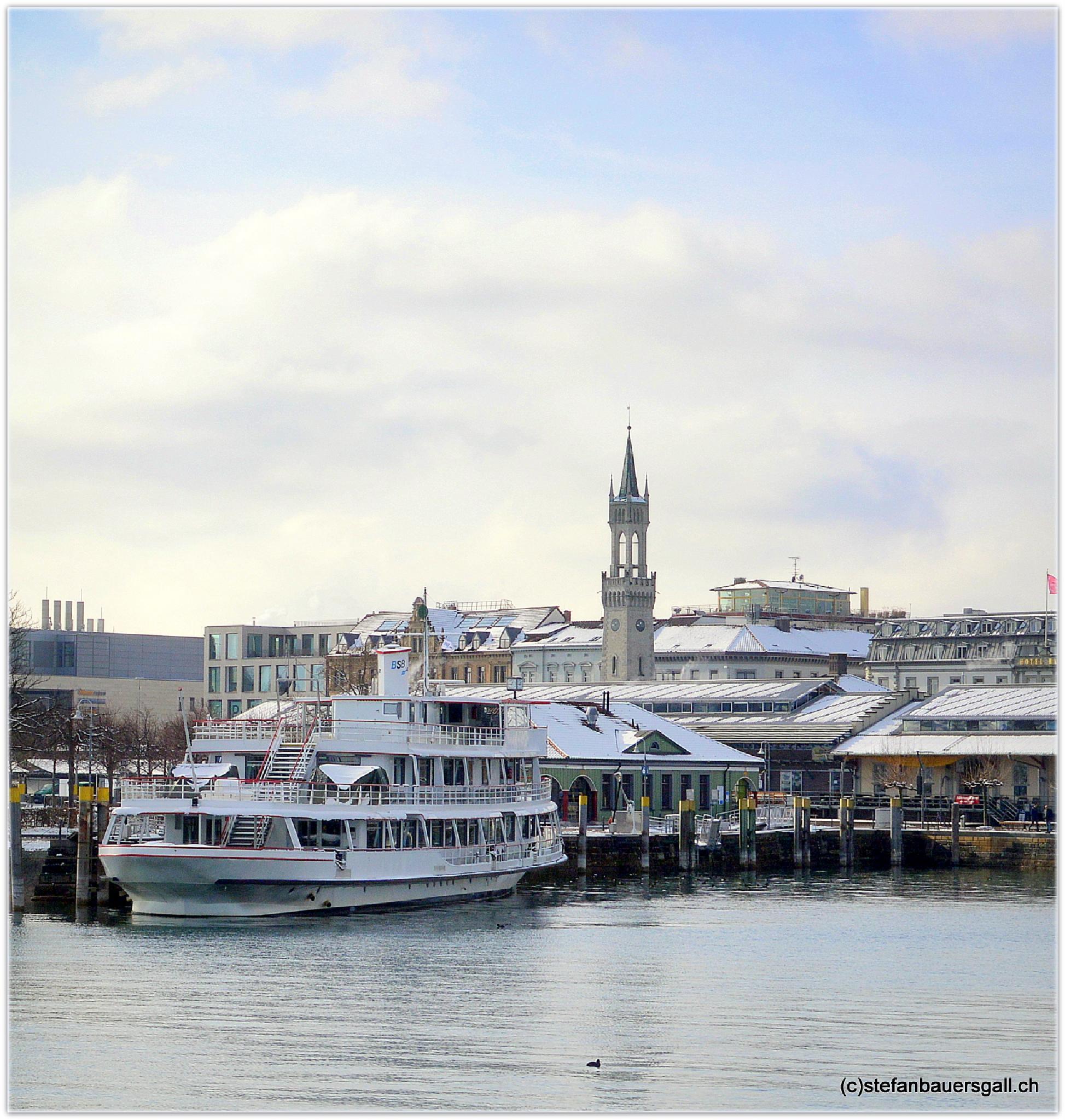 """""""konstanz harbor."""" by BauerStefan"""