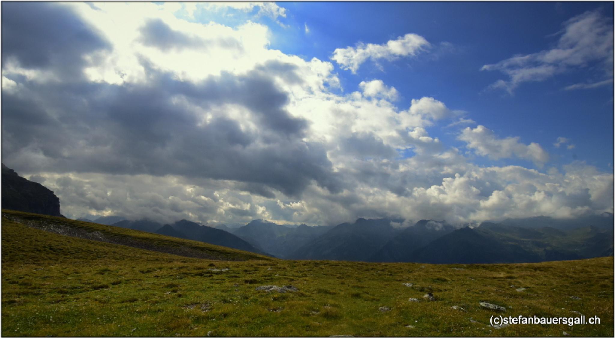 """pizol wandering view"" by BauerStefan"