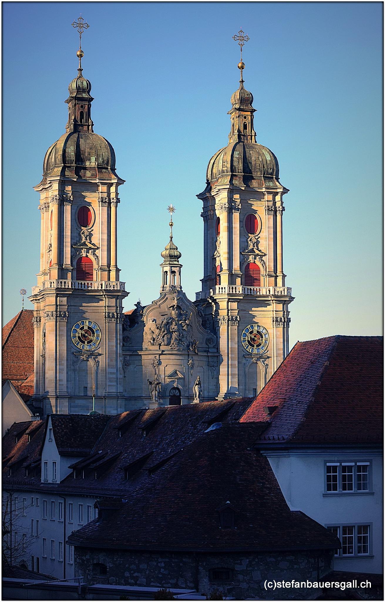 """""""kathedrale-kloster st.gallen"""" by BauerStefan"""