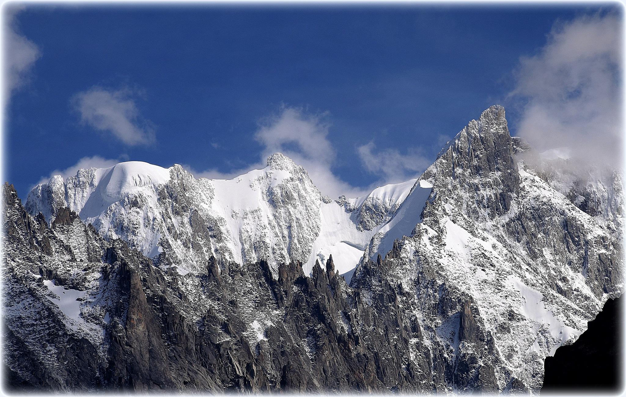 """""""montagnes et nuages;"""" by BauerStefan"""