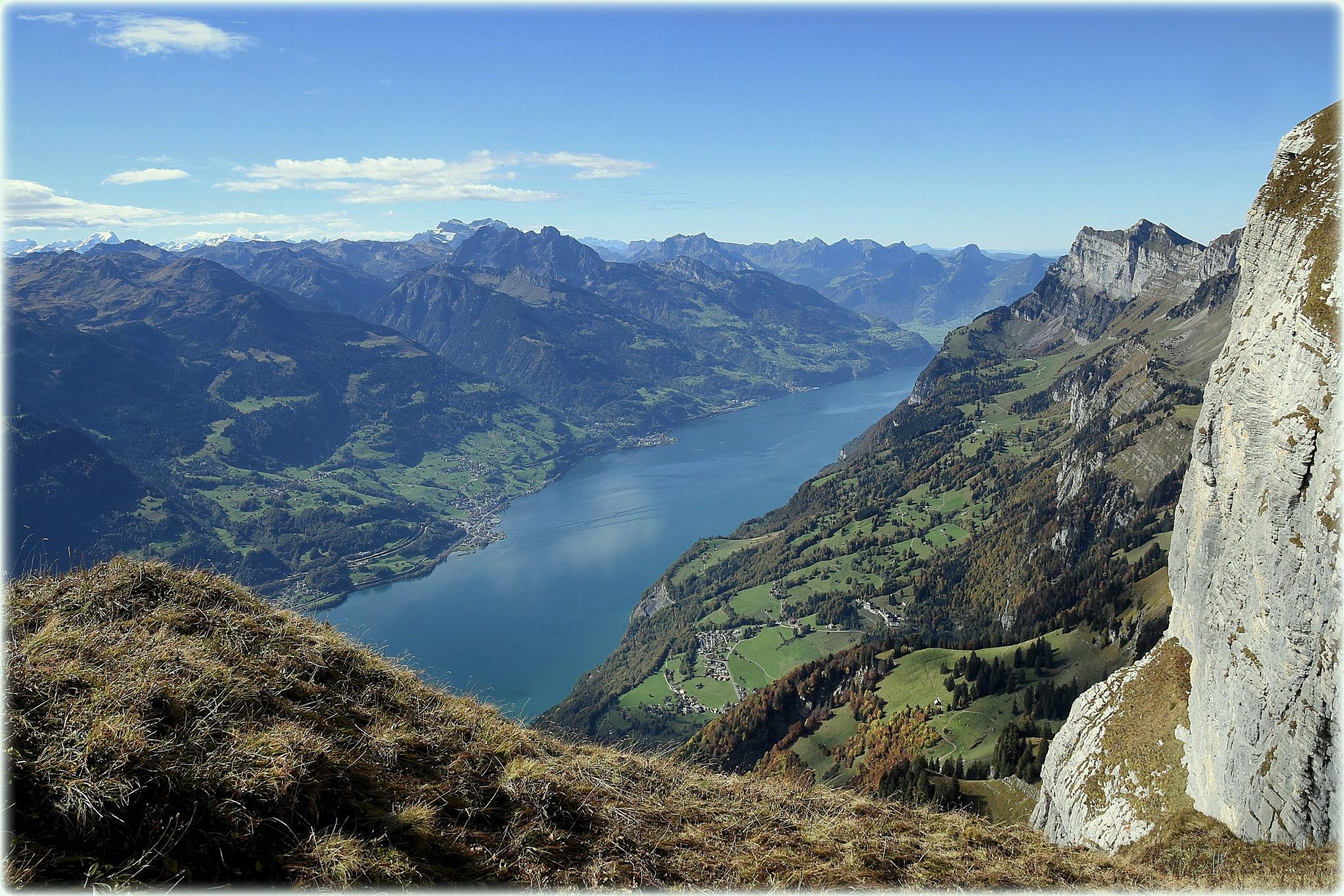 """""""view to walenlak,e"""" by BauerStefan"""