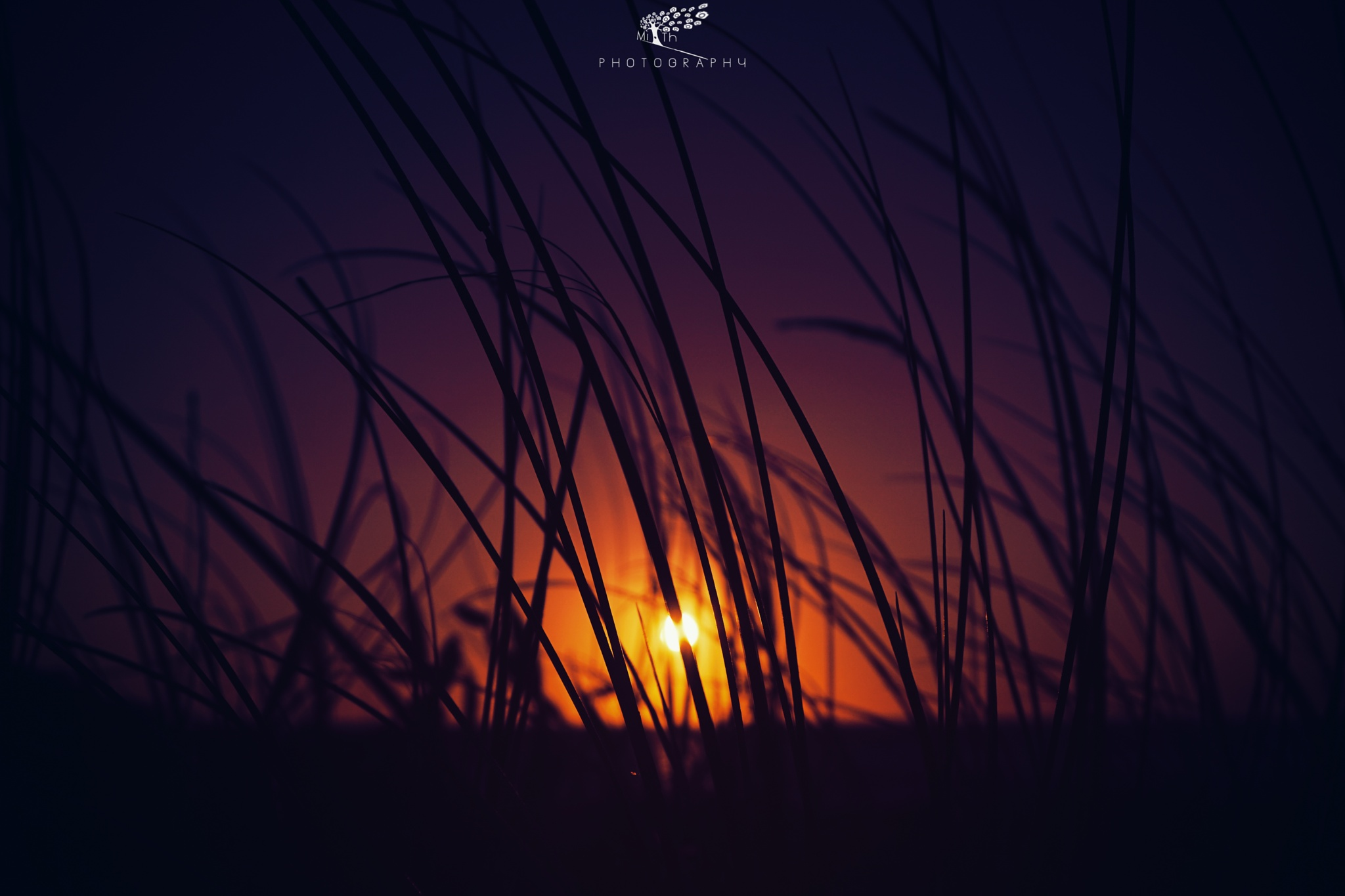 Twilight Sunset by mithphotography