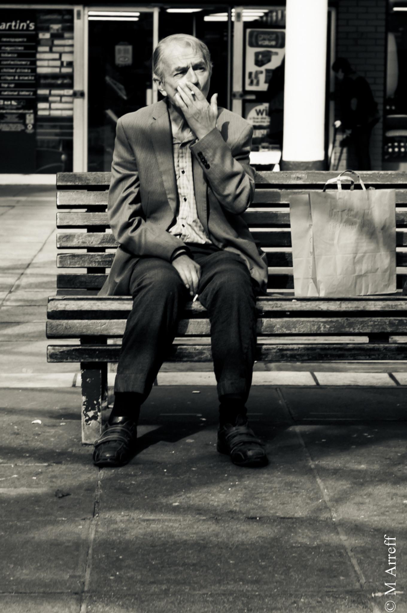 Man by Mike Arreff