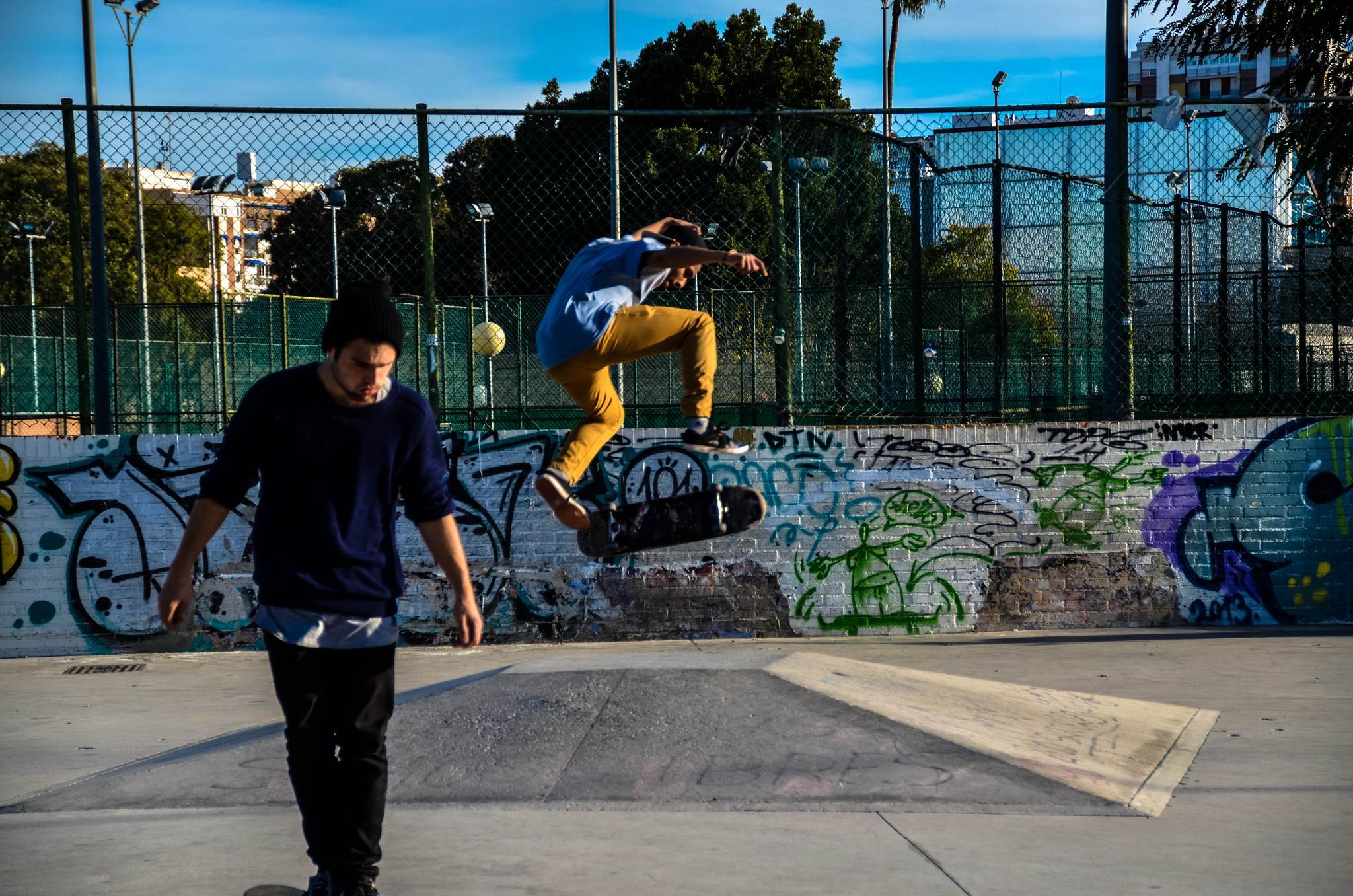 Andar, saltar.... by ester.garciagarcia.520