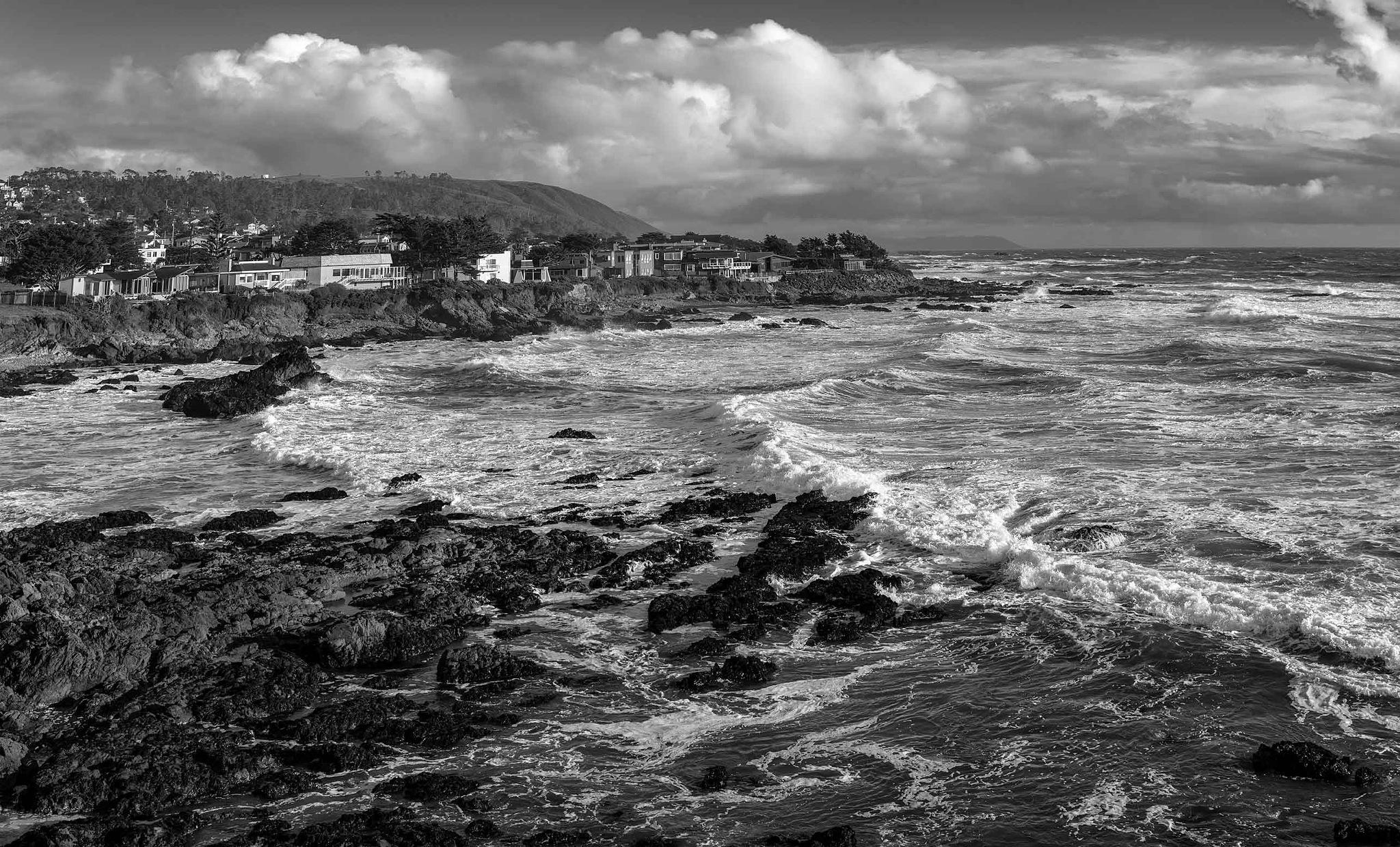 Seaside Neighborhood by JoeJosephsPhotography