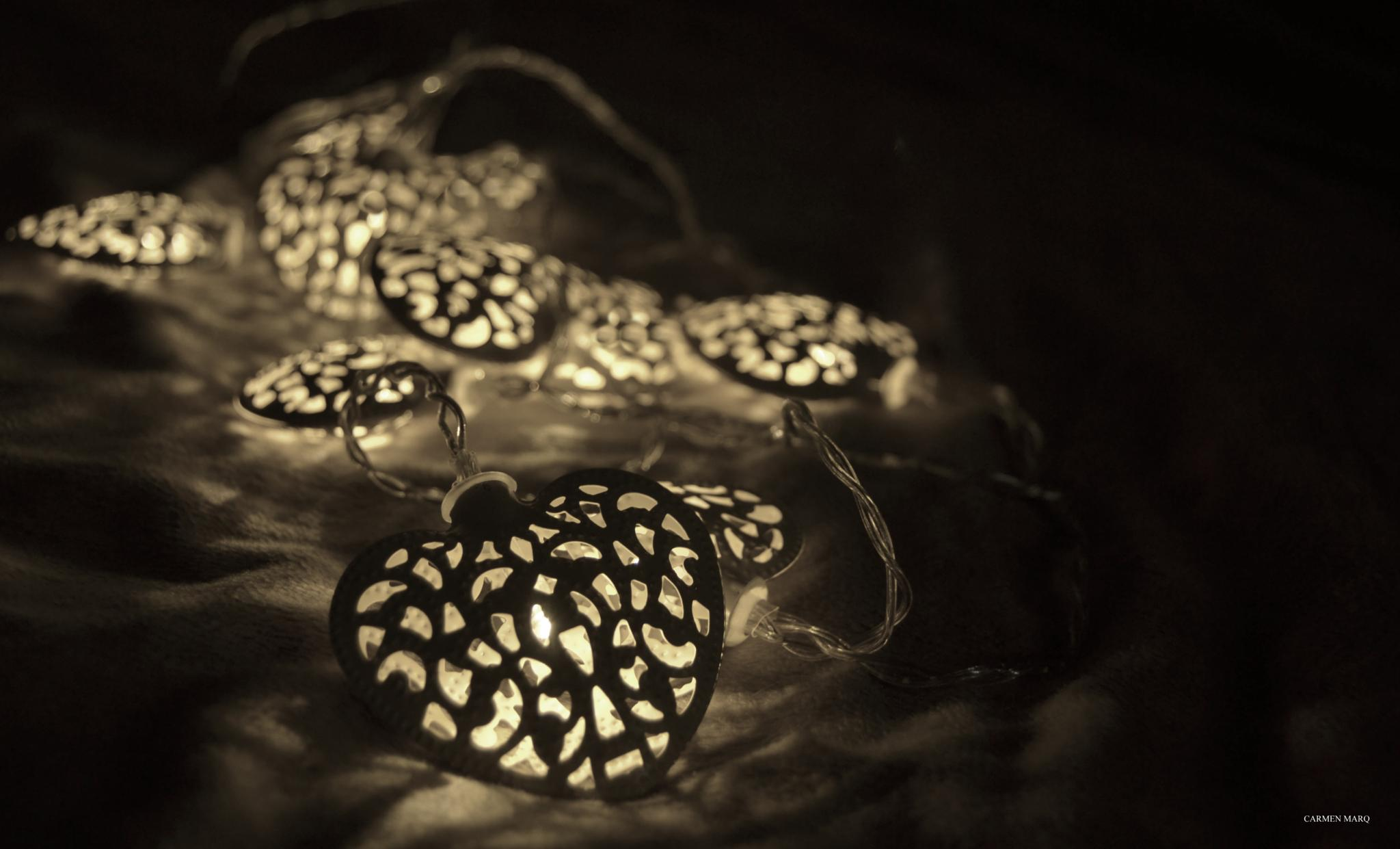 Luces.. by Carmen Marq