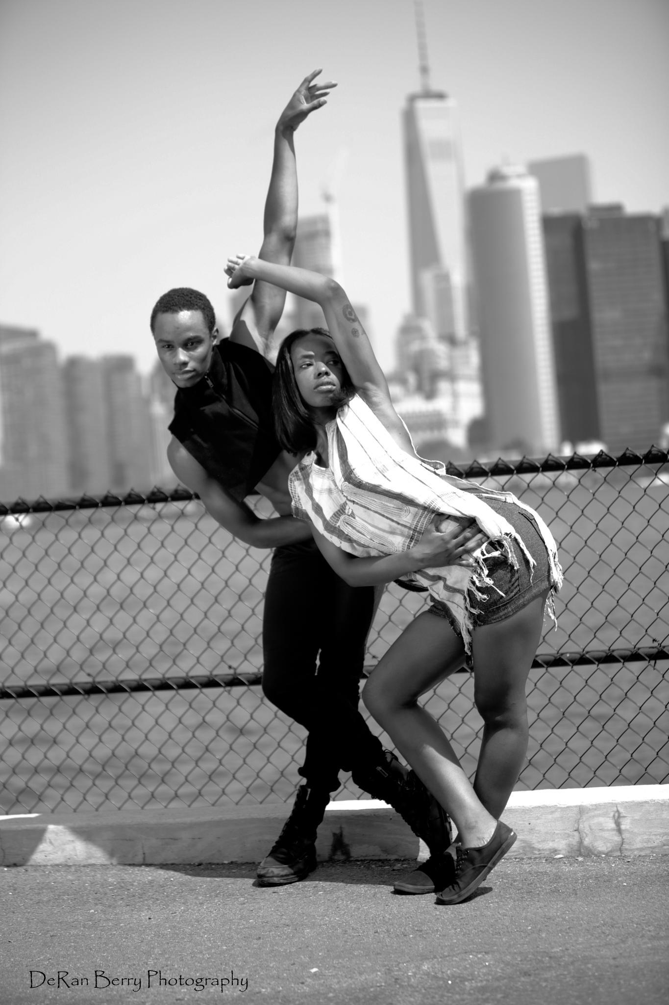 dancers by deranb