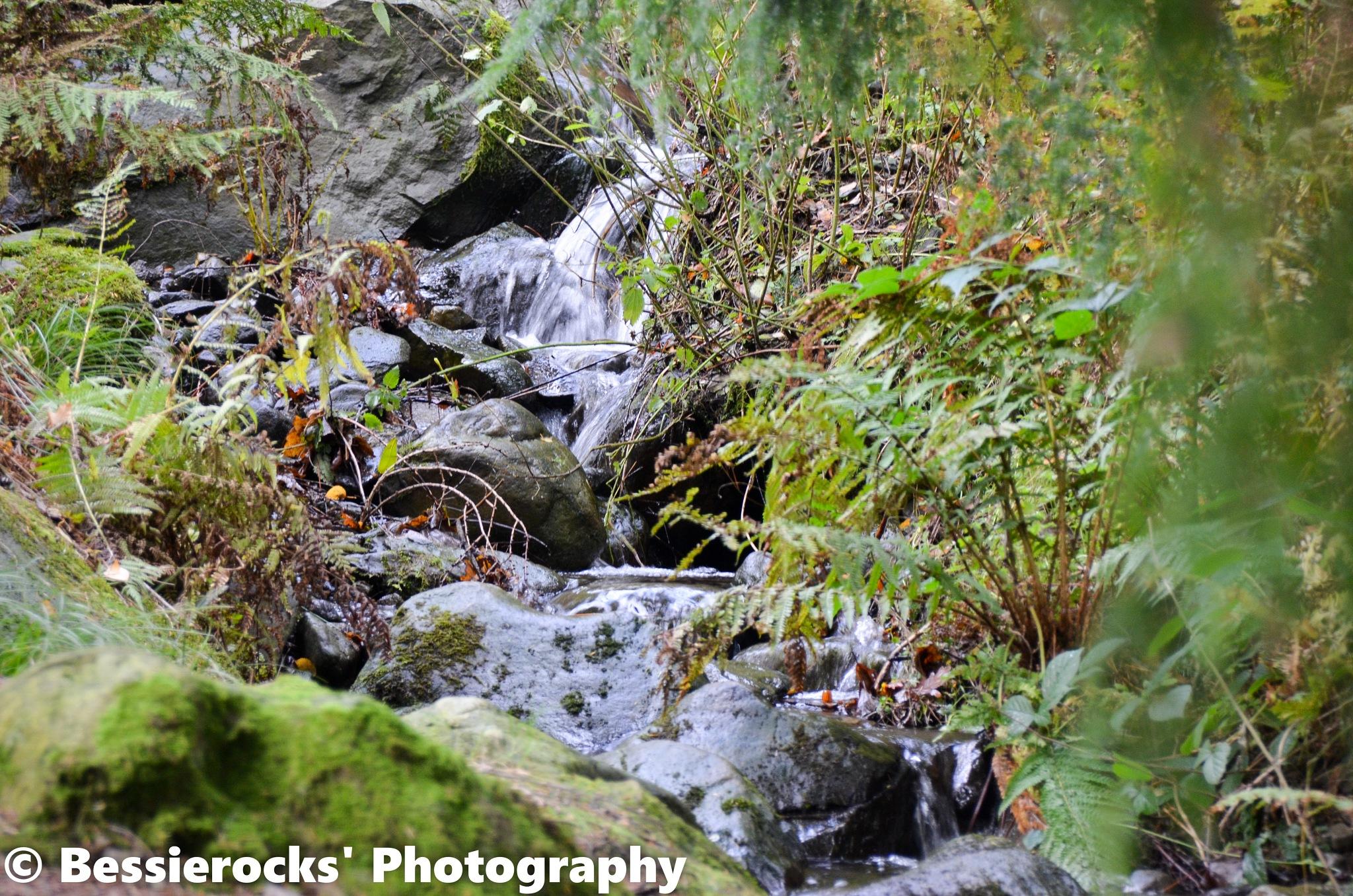 Running water by Bessierocks' Photography