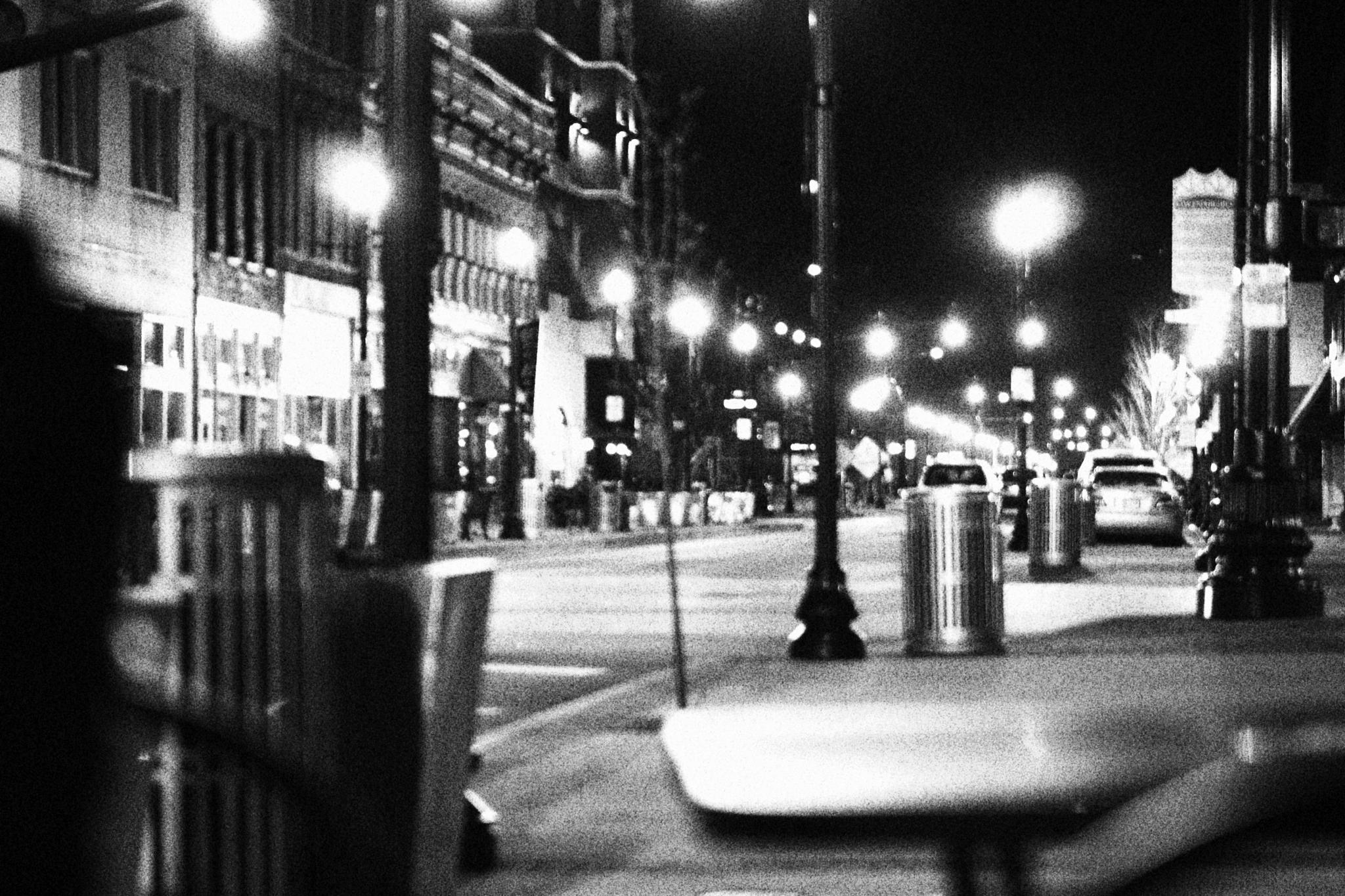 Night [Alone In] Life by Charlie DeLacey