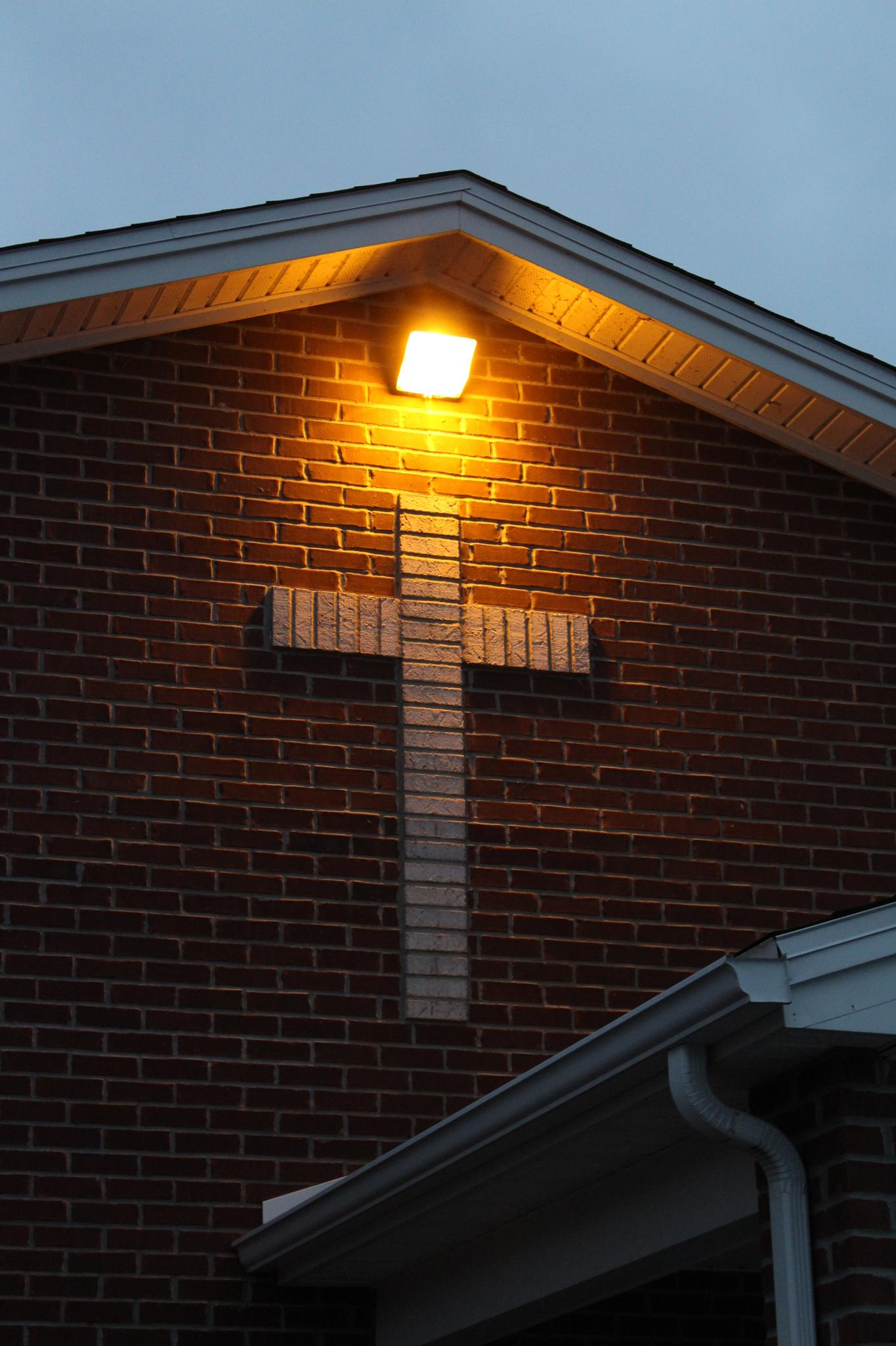 Cross in the Light by Charlie DeLacey