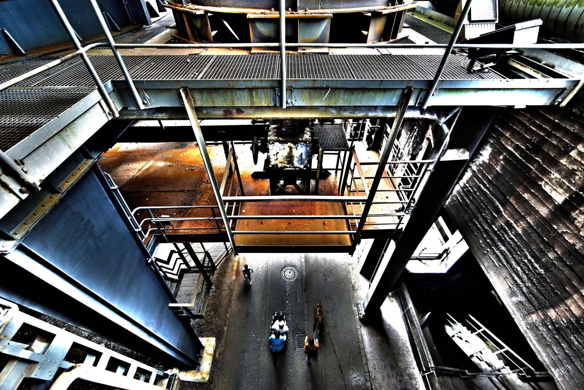 Industriezauber by Jürgen Cordt