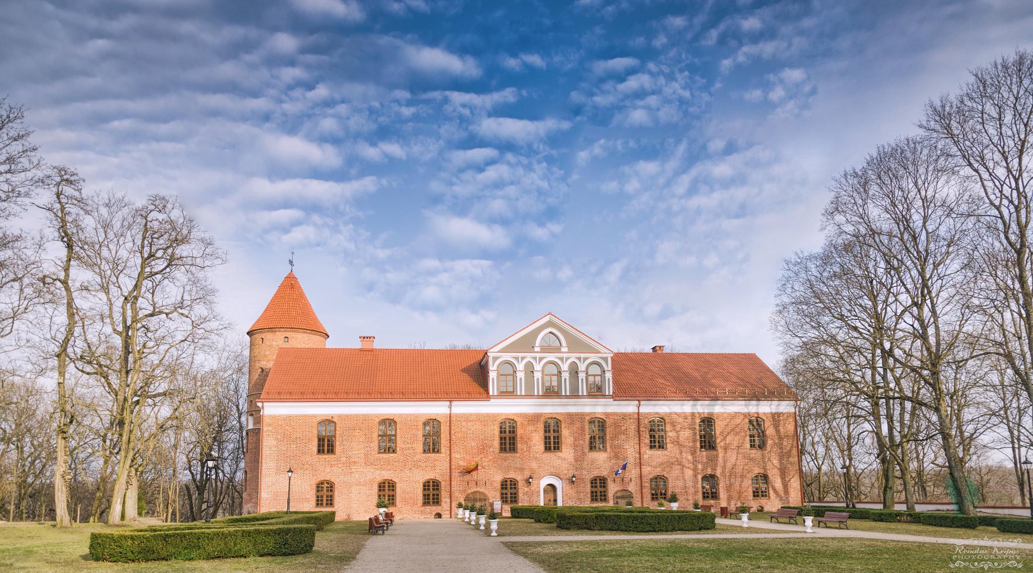 Manor by RenatasKripas
