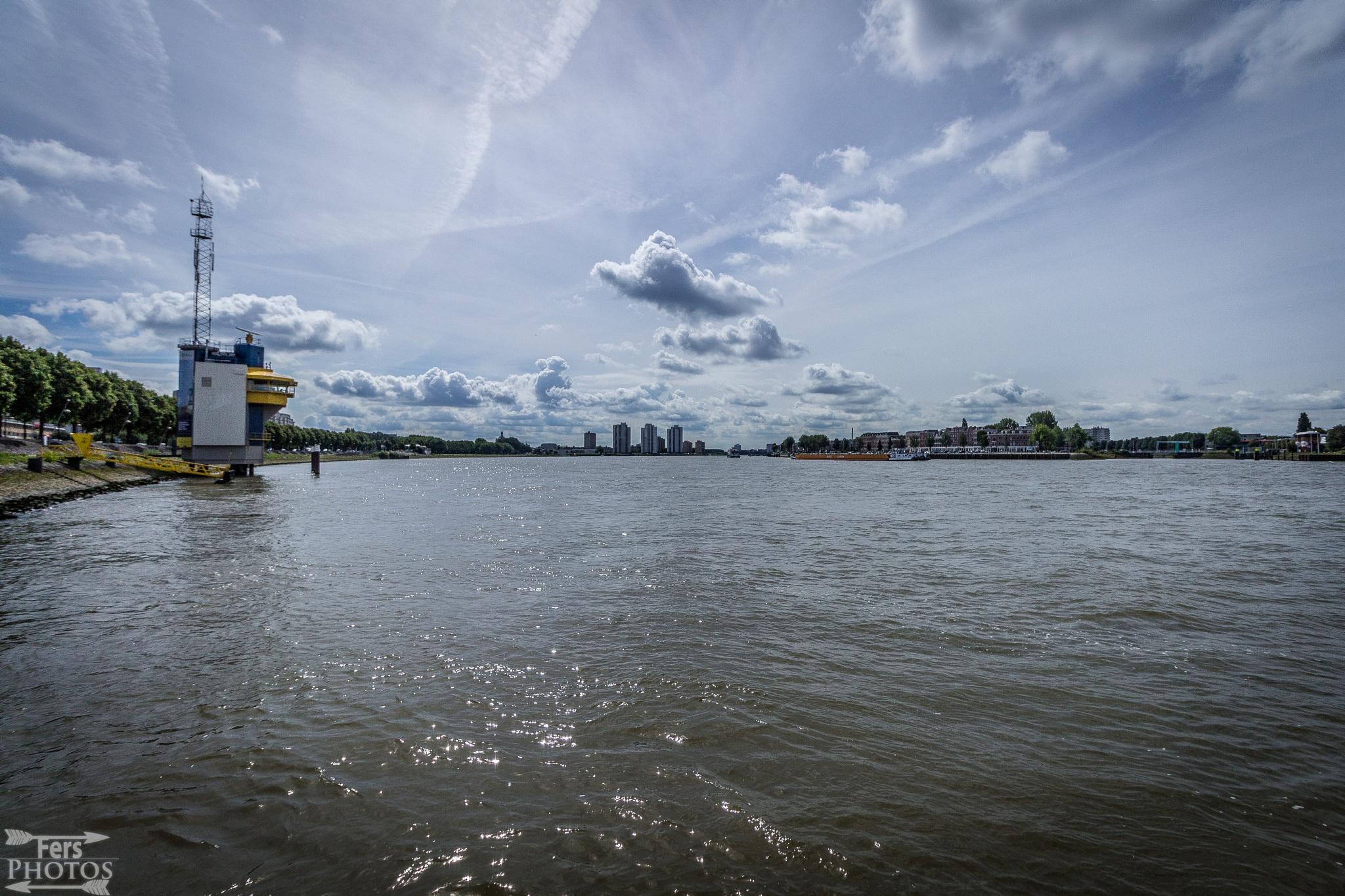 Rotterdam by Fer Herwaarden