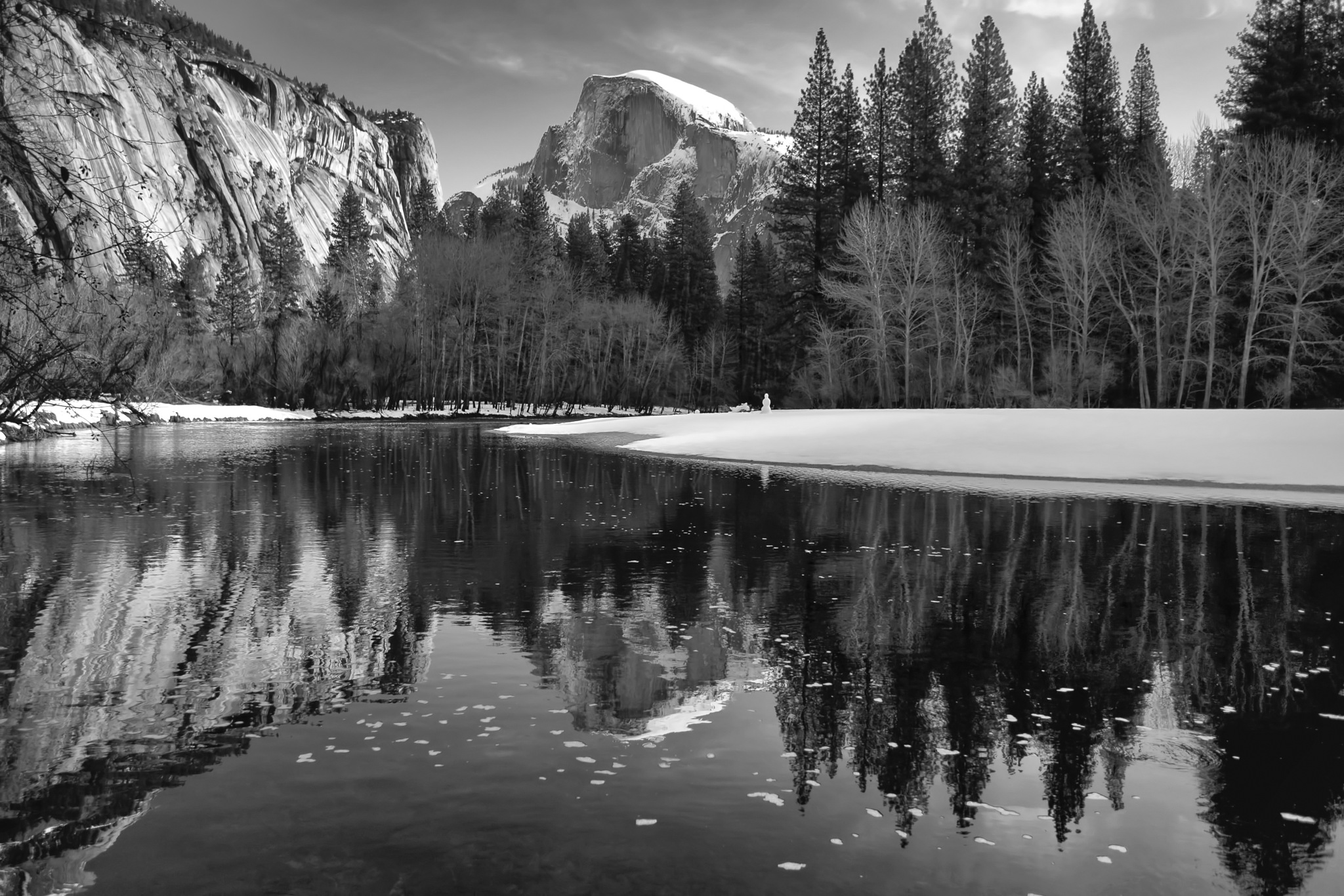The Half Dome by Christine C. Abad