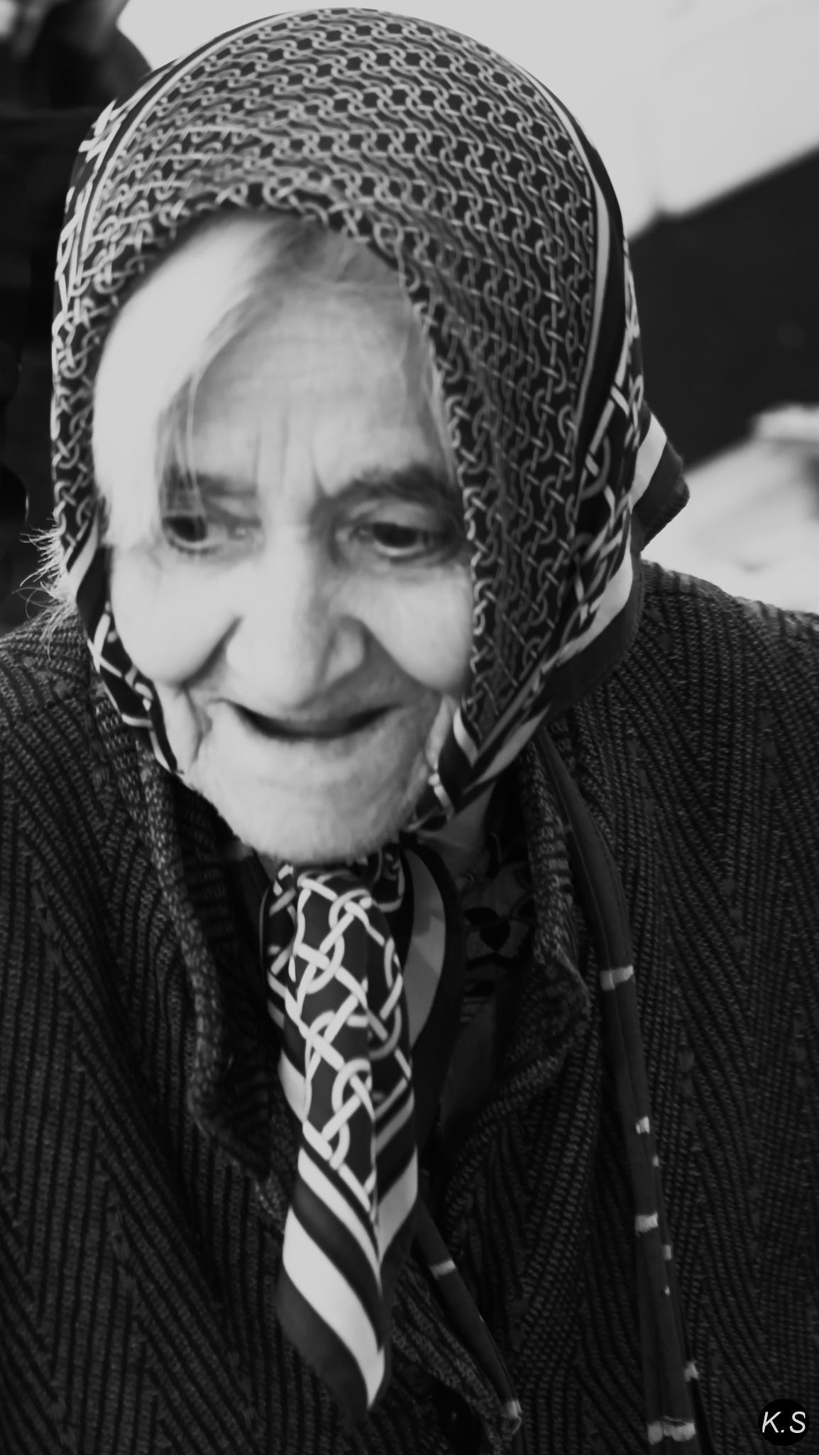 still smiling by Katherine.Soulis
