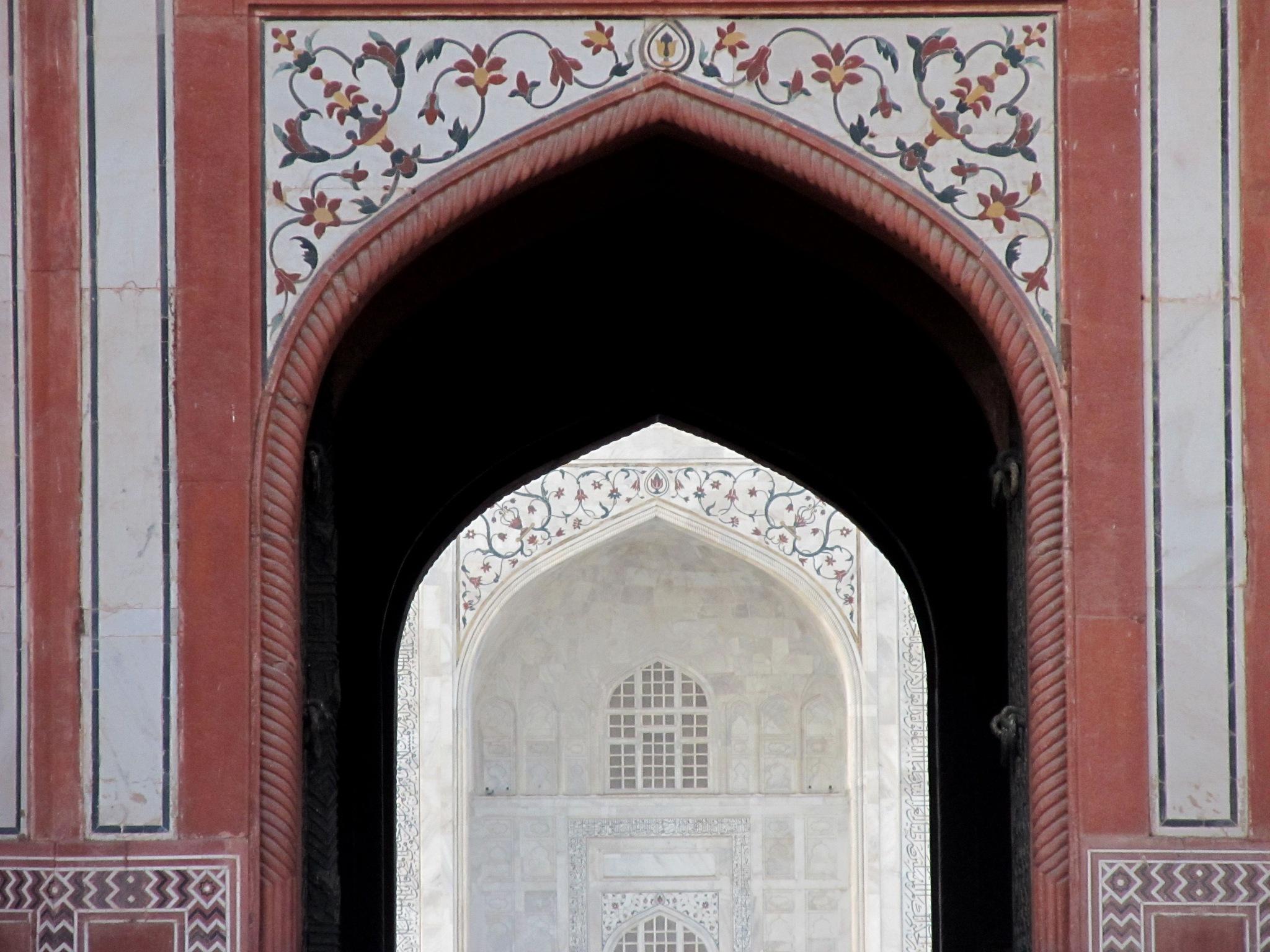 Taj Mahal India by annapoorna.sitaram