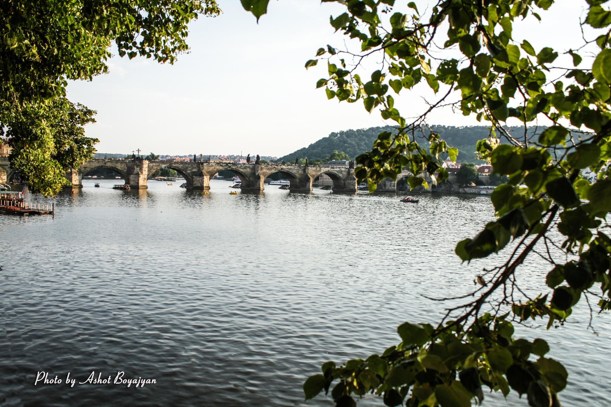 Karlov Most by ashot.boyajyan