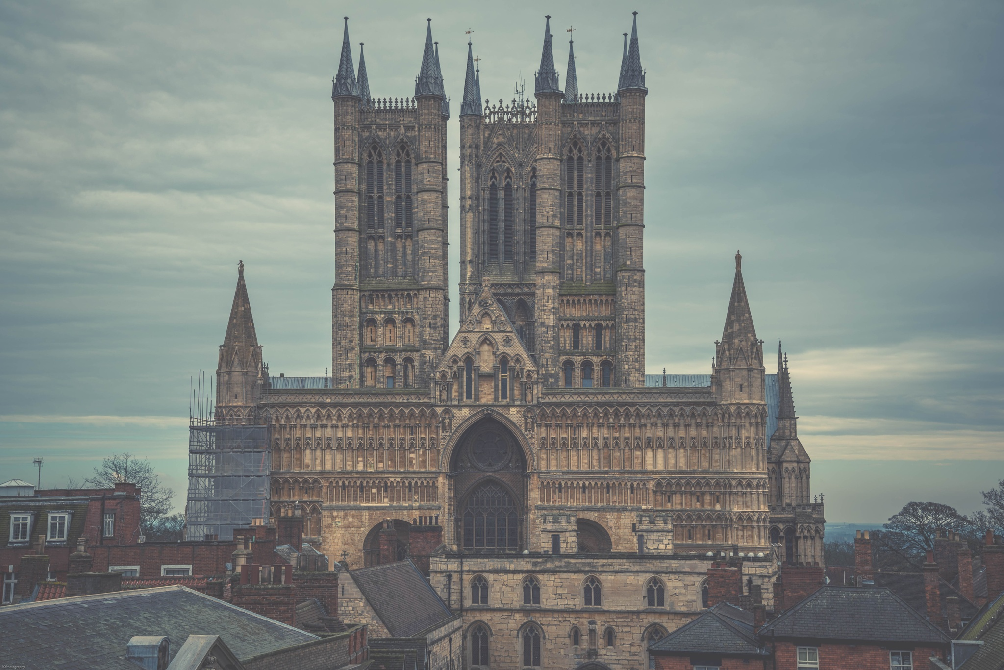 Lincoln Cathedral by simon.oneill.18