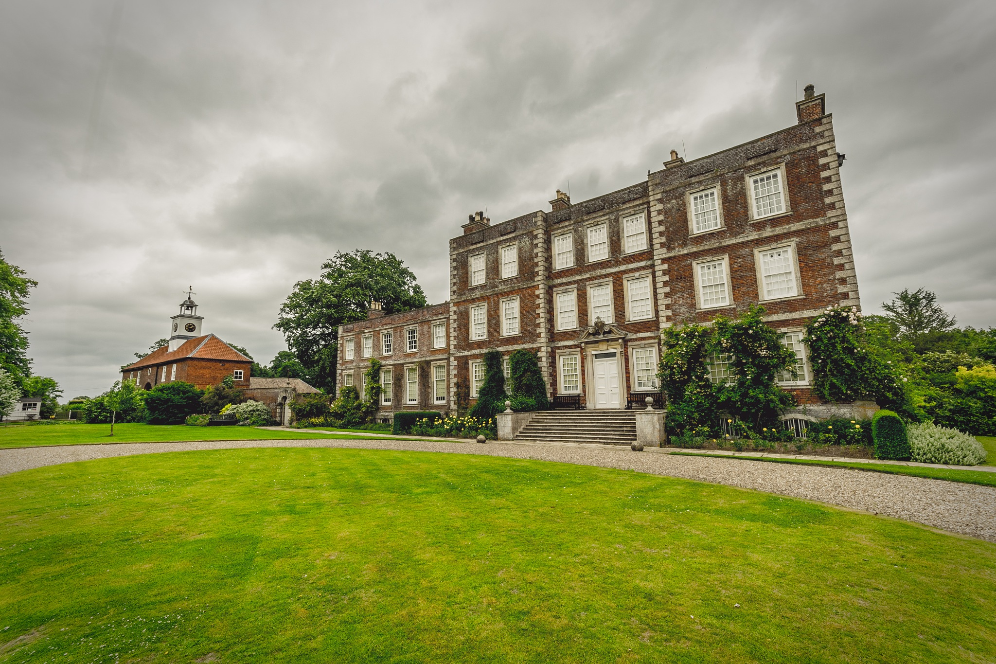 Gunby Hall by simon.oneill.18