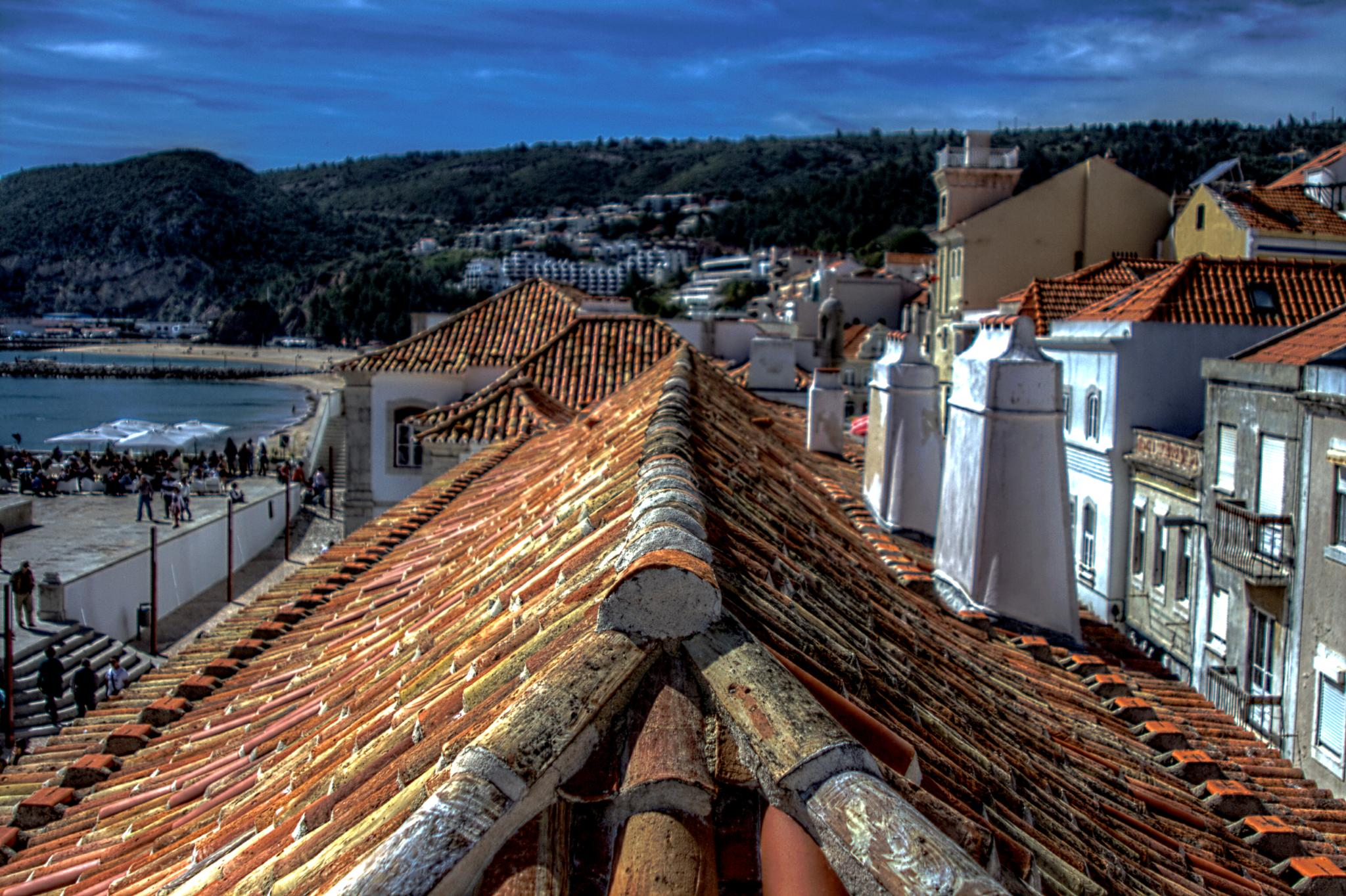 Roofview by Joaquim Gaspar
