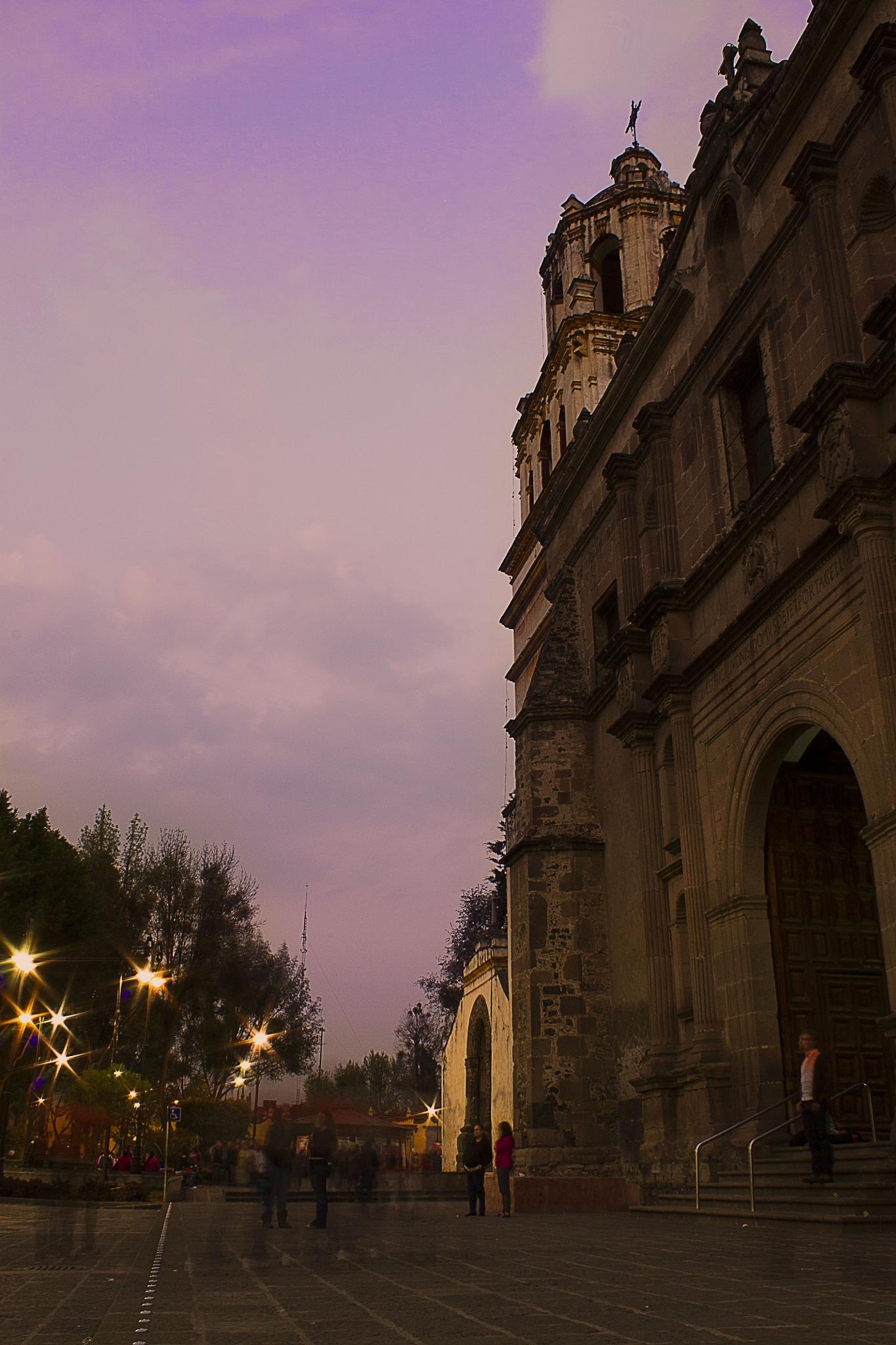 calles en coyoacan df by axl.infantetavira