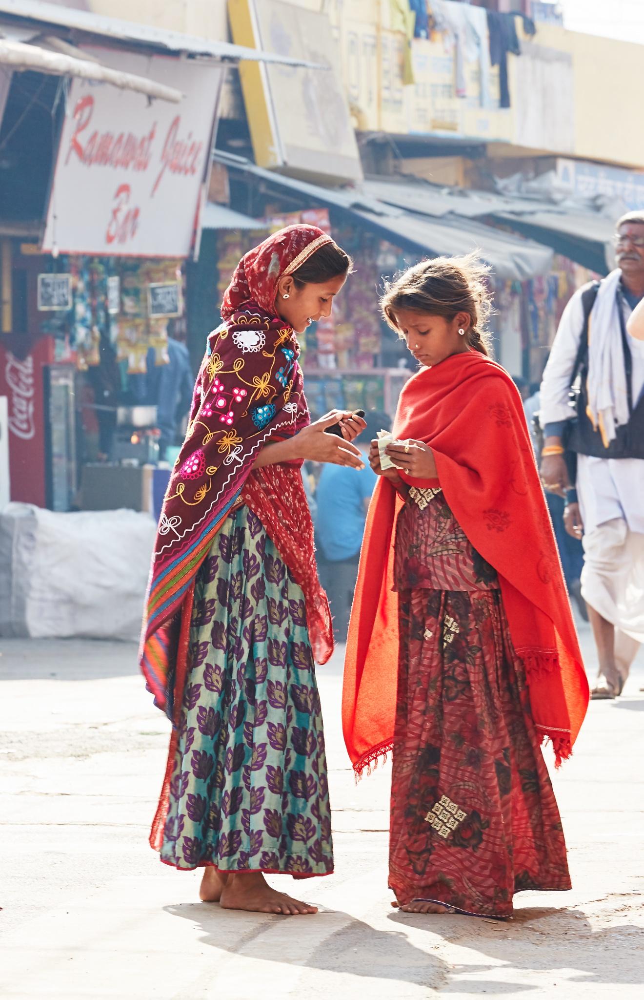 Pushkar, India street shot 011 by PatrickLeeKKAh9