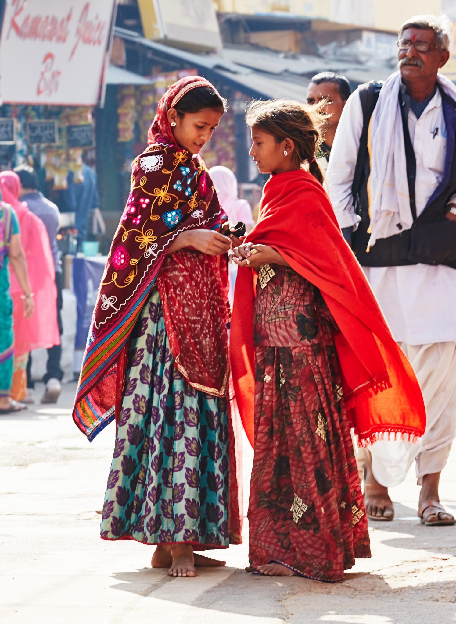 Pushkar, India street shot 012 by PatrickLeeKKAh9