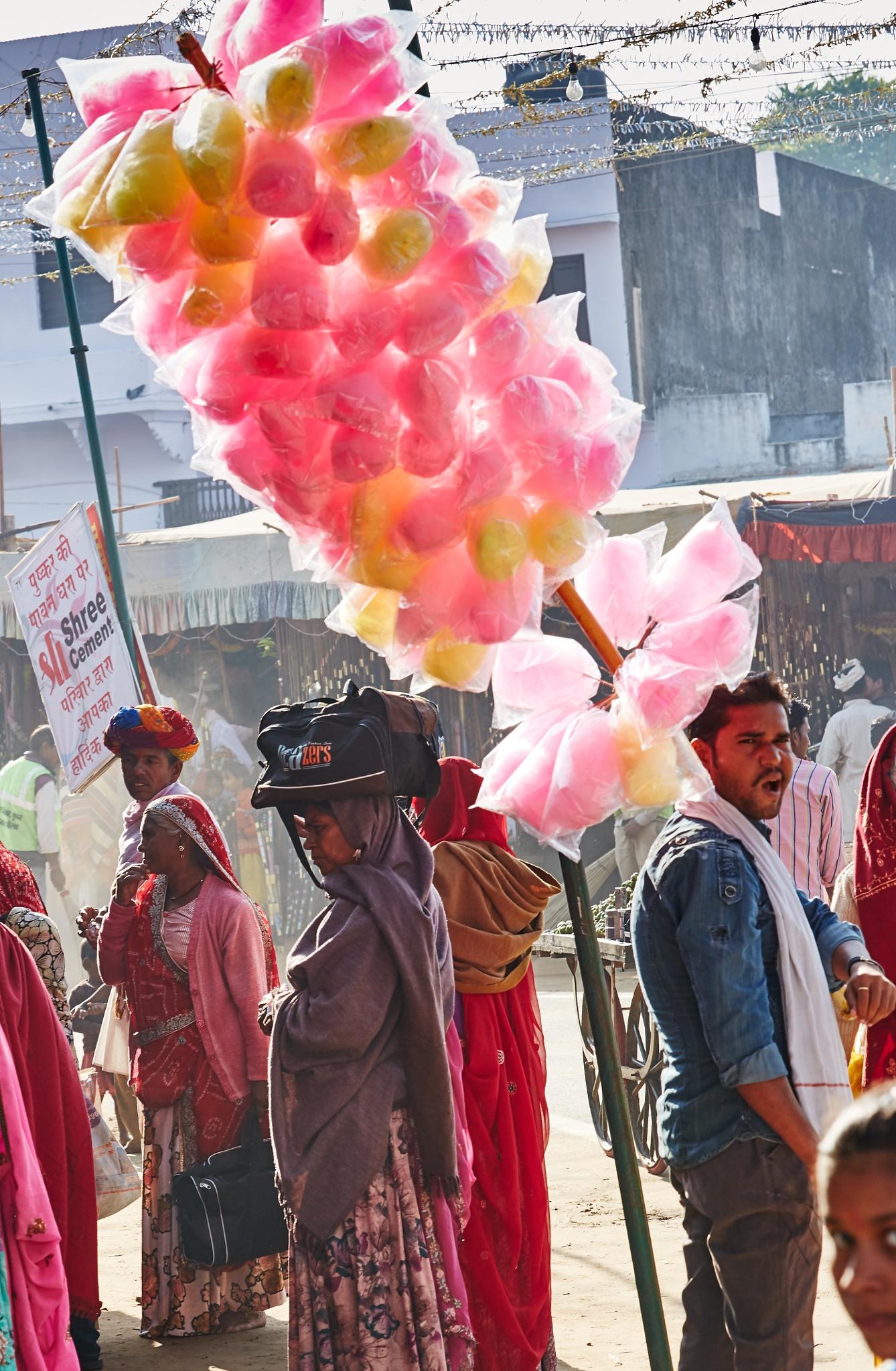Pushkar, India street shot 014 by PatrickLeeKKAh9