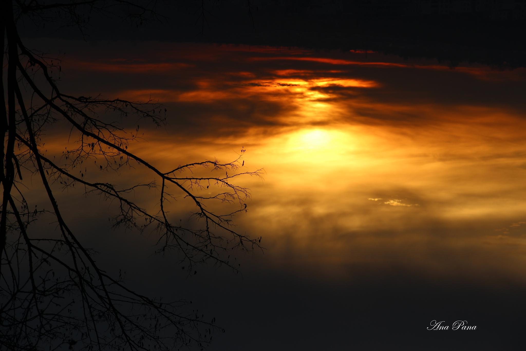 Sunset ! by ana.pana.733