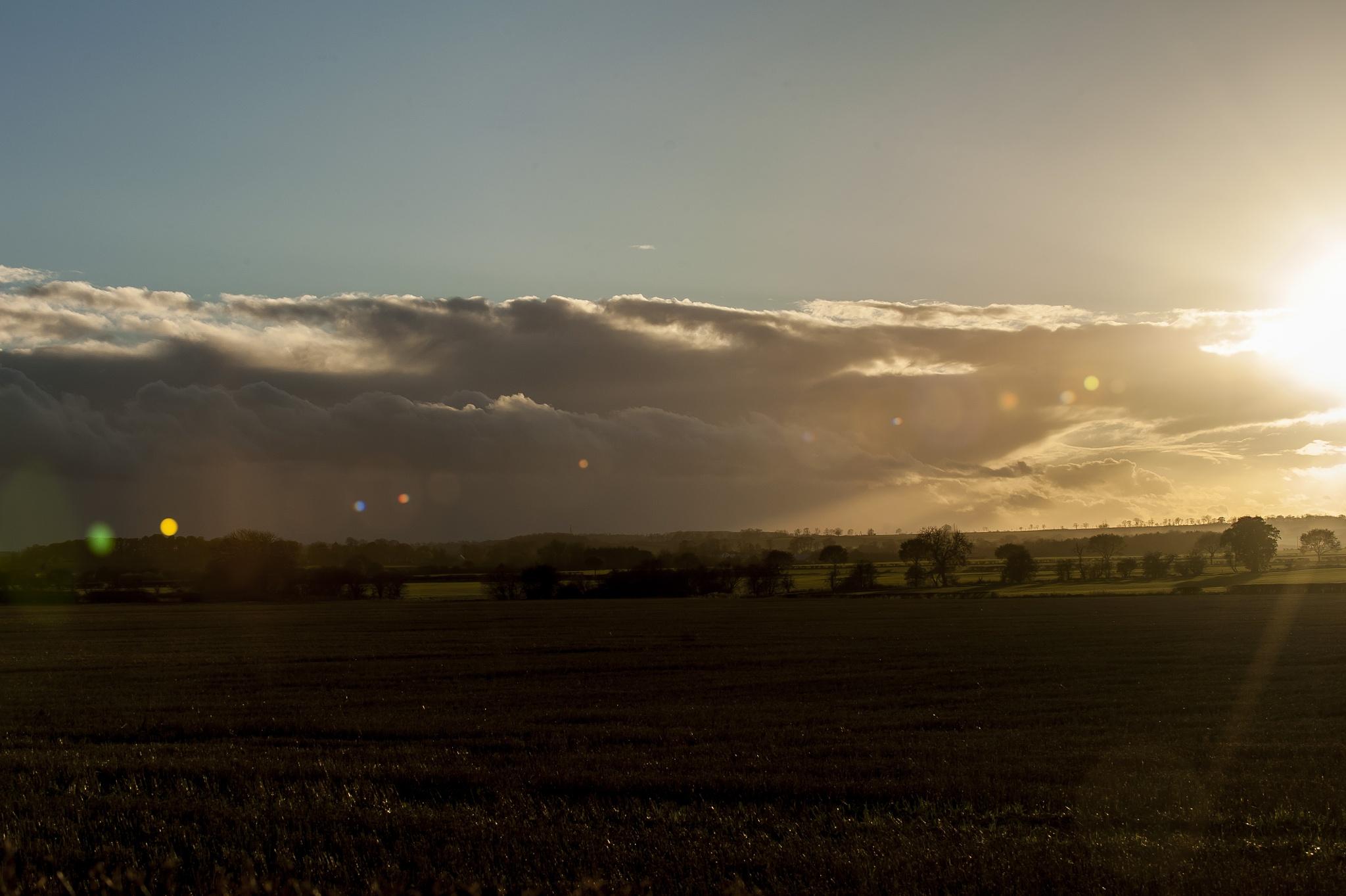 Rutland Evening by Pete Feeny