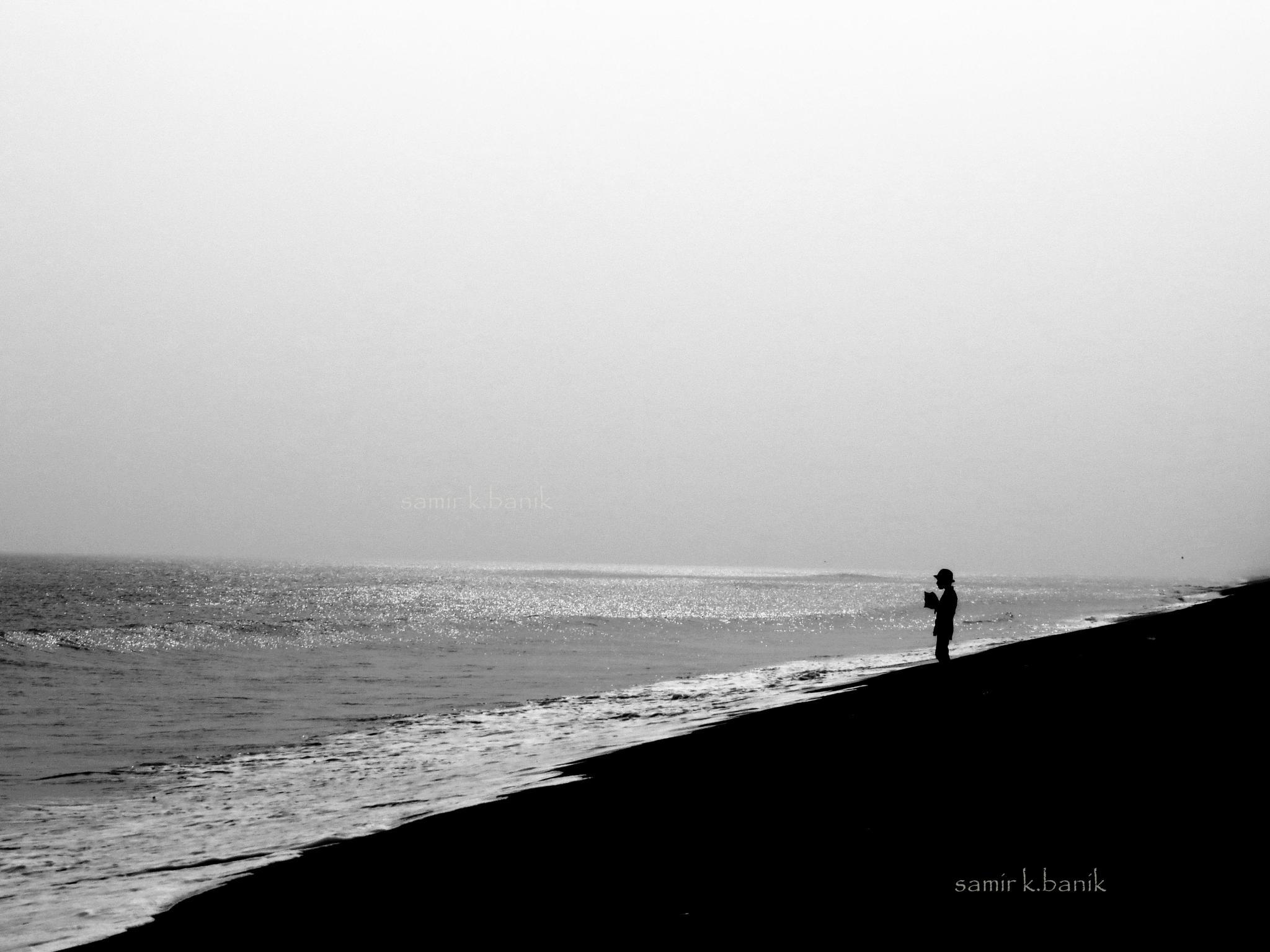 alone by samir.banik
