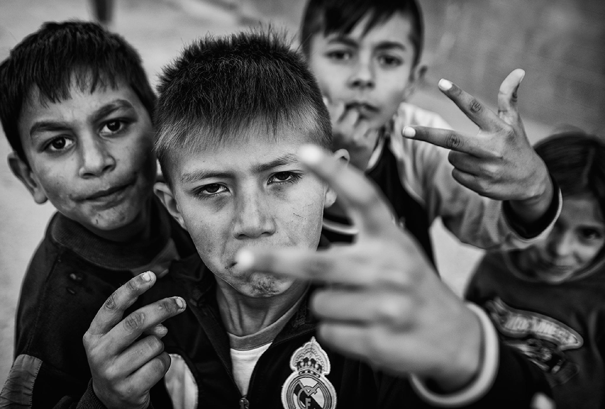 Children by albert.pich