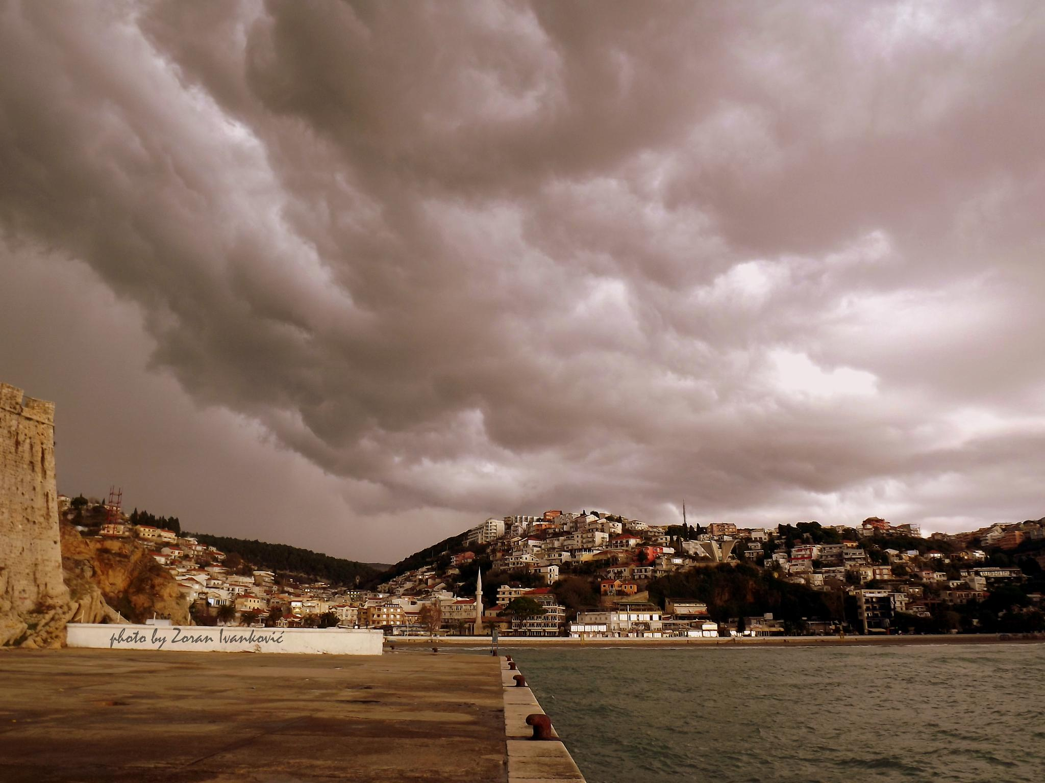 Stormy day by Zoki.Ulcinj