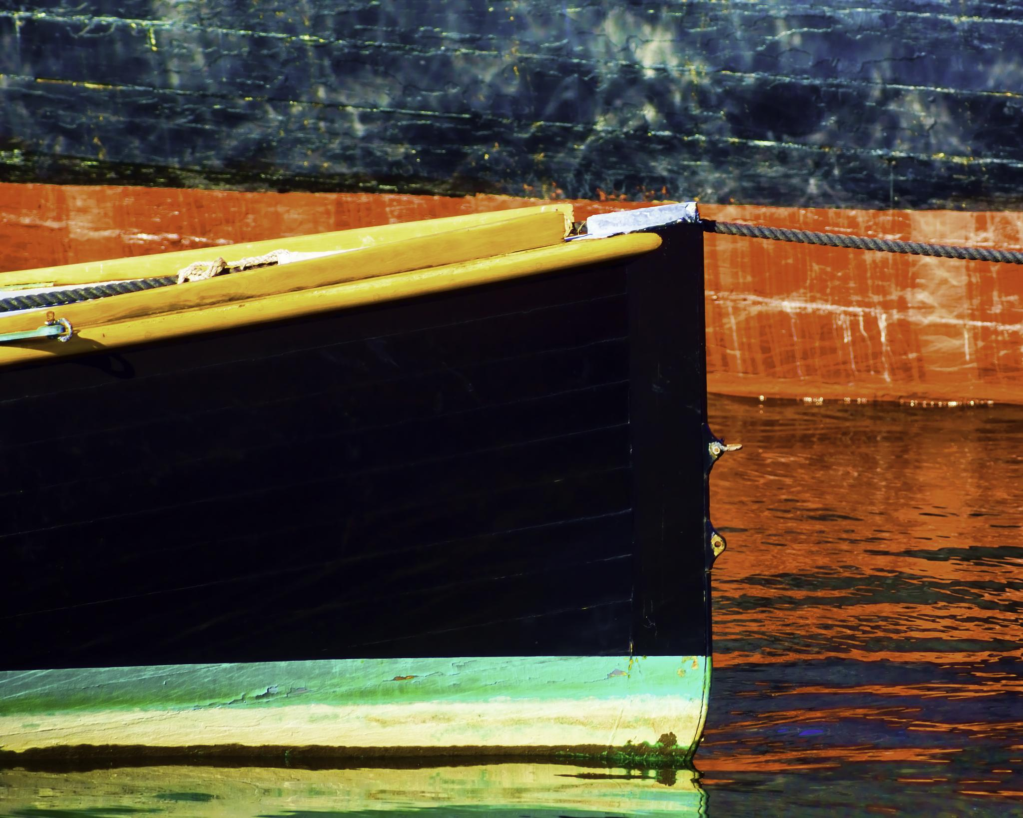 Wooden Hulls by JoeGeraci