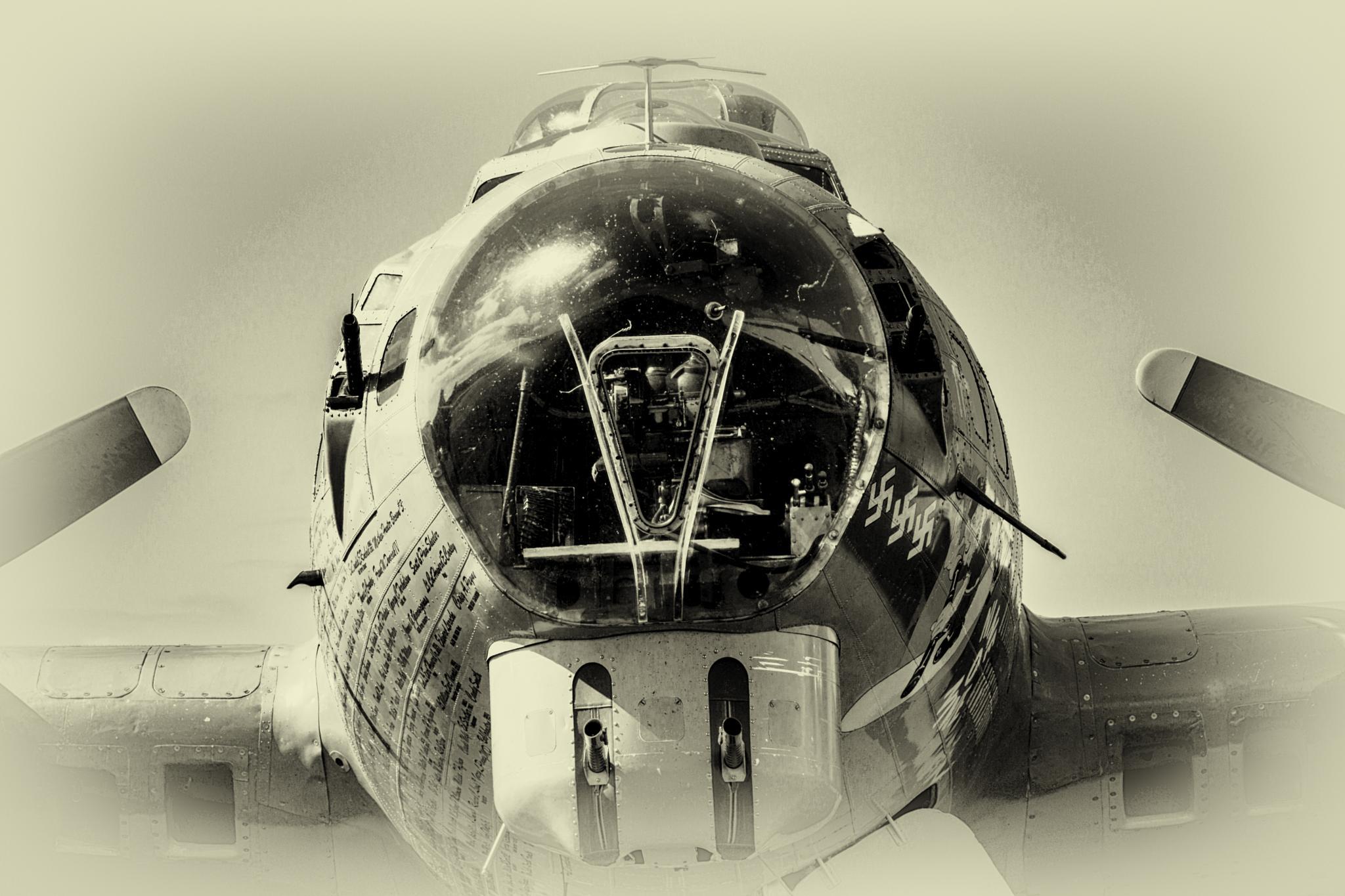 Bombardier's Seat V2 by JoeGeraci