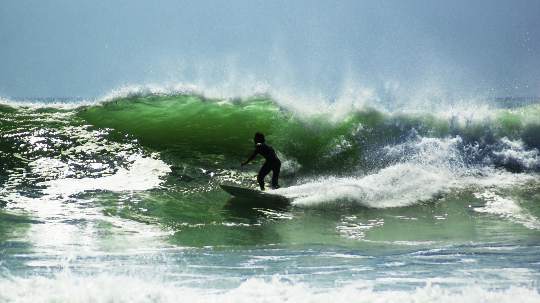 Into The Green Water 1 by JoeGeraci
