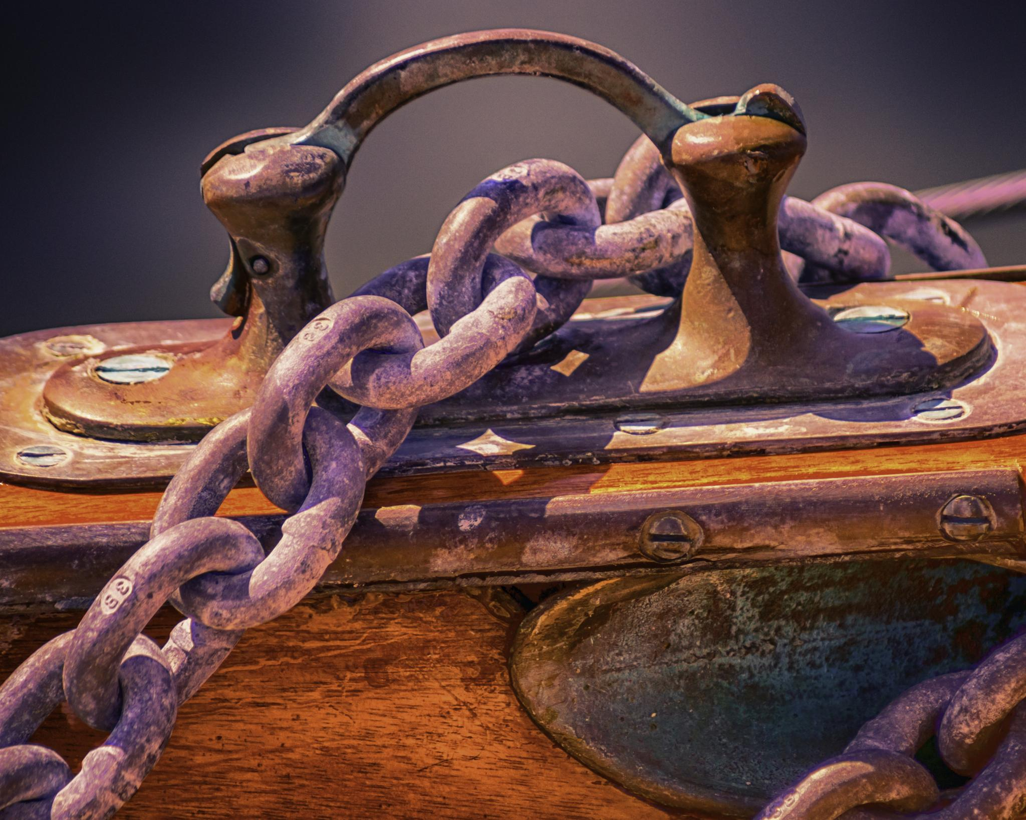 Anchor Chain by JoeGeraci