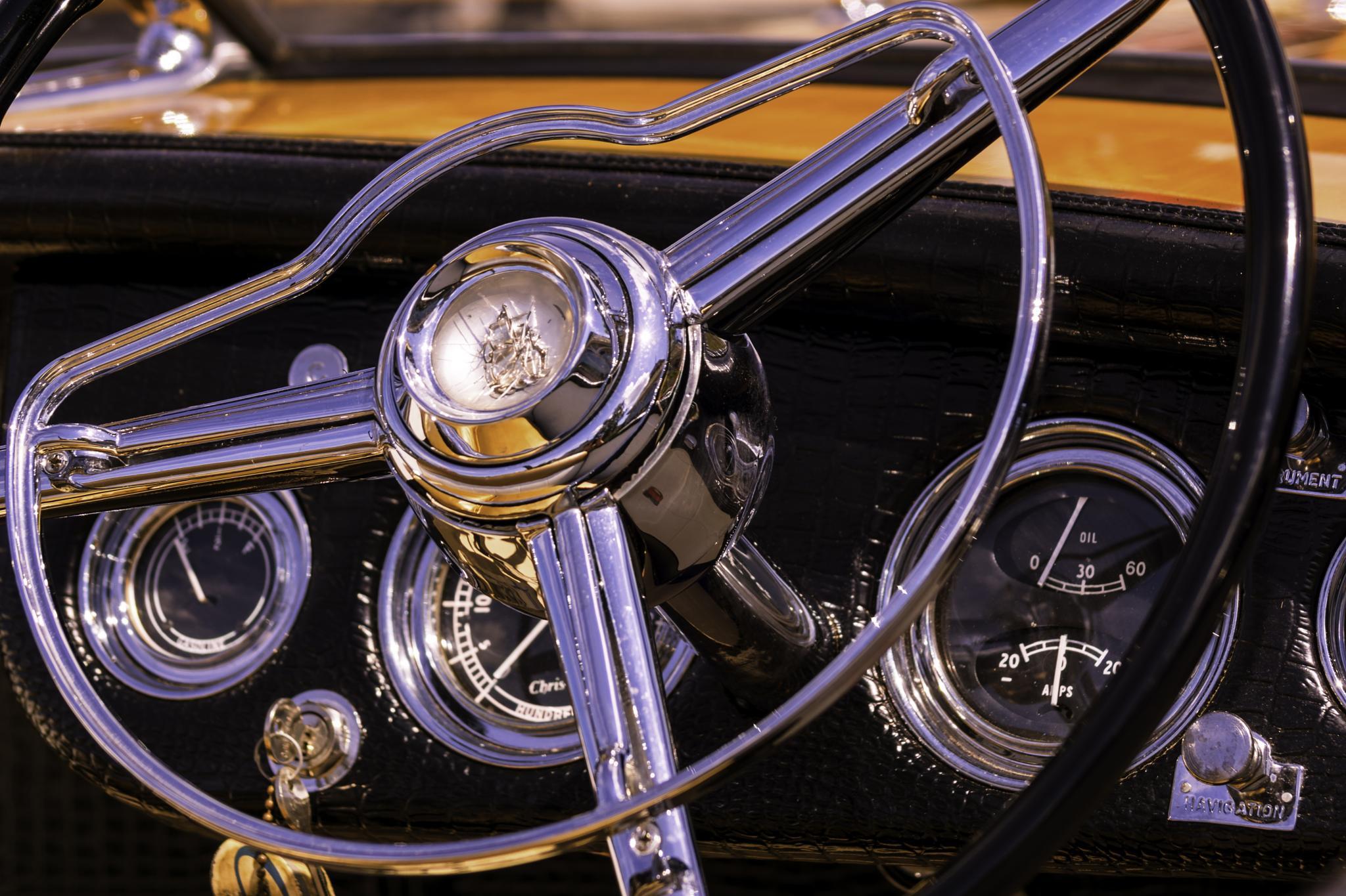 Chromed Cruiser by JoeGeraci