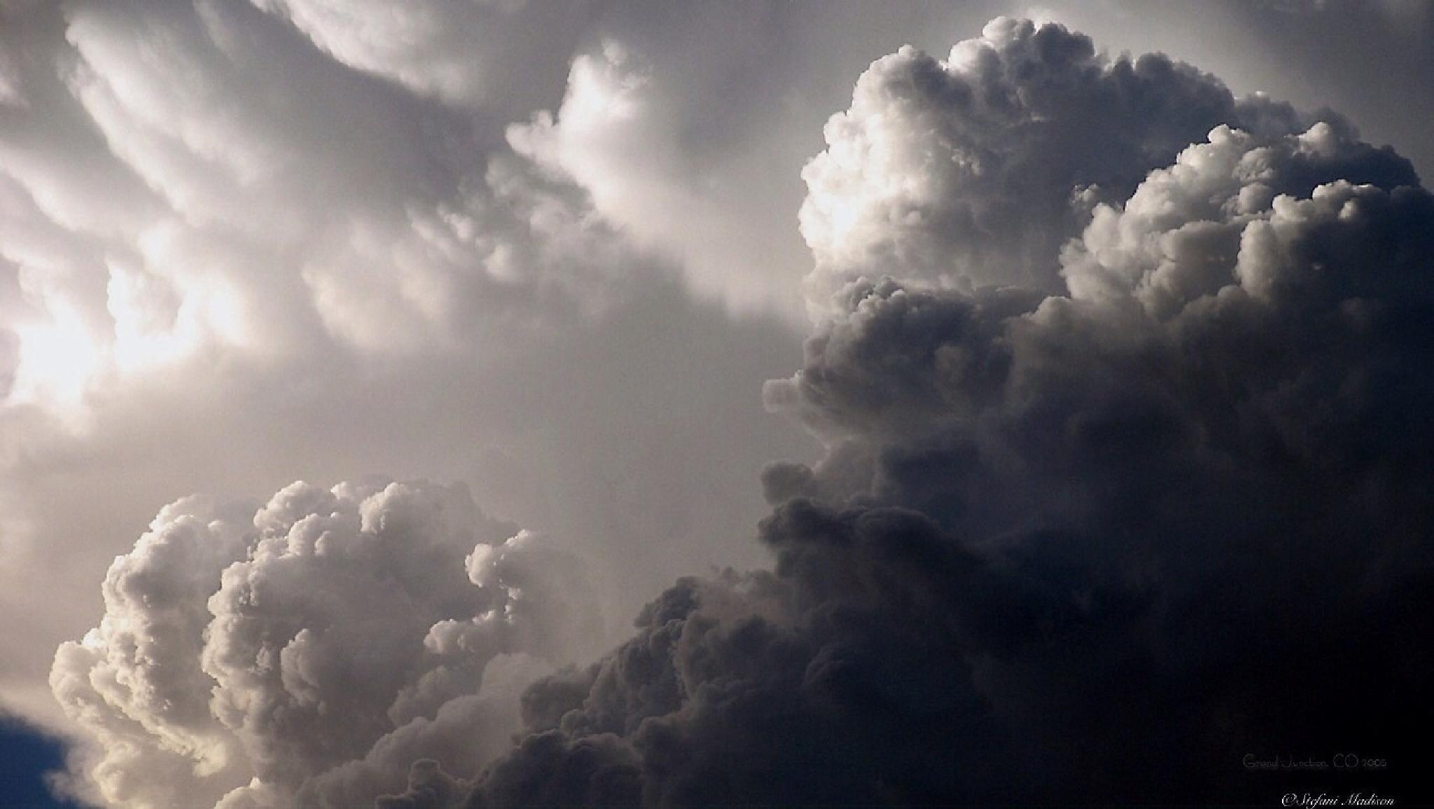 Thunderhead by Stefani Madison