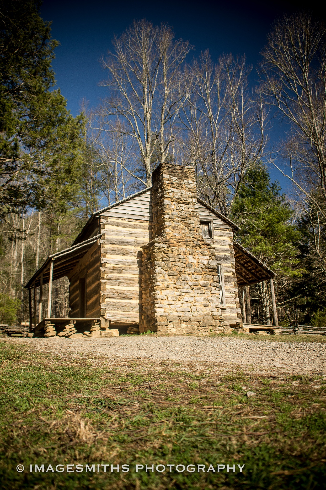 Cades Cove,Tennessee by tsmith7101