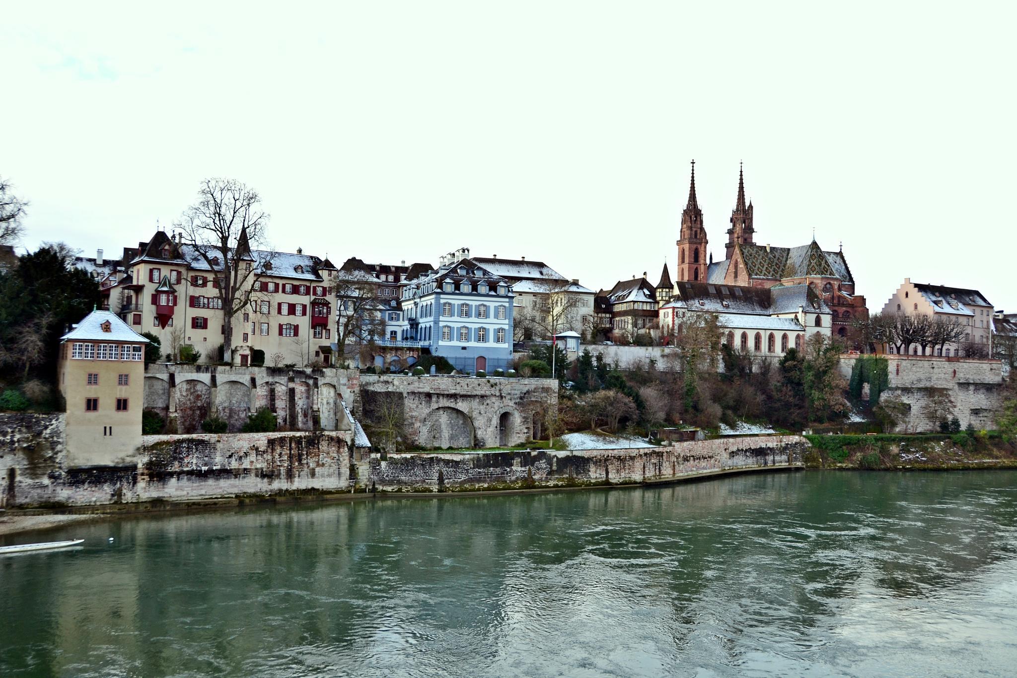 Basel - Munster. by A.Hikmet Karaca