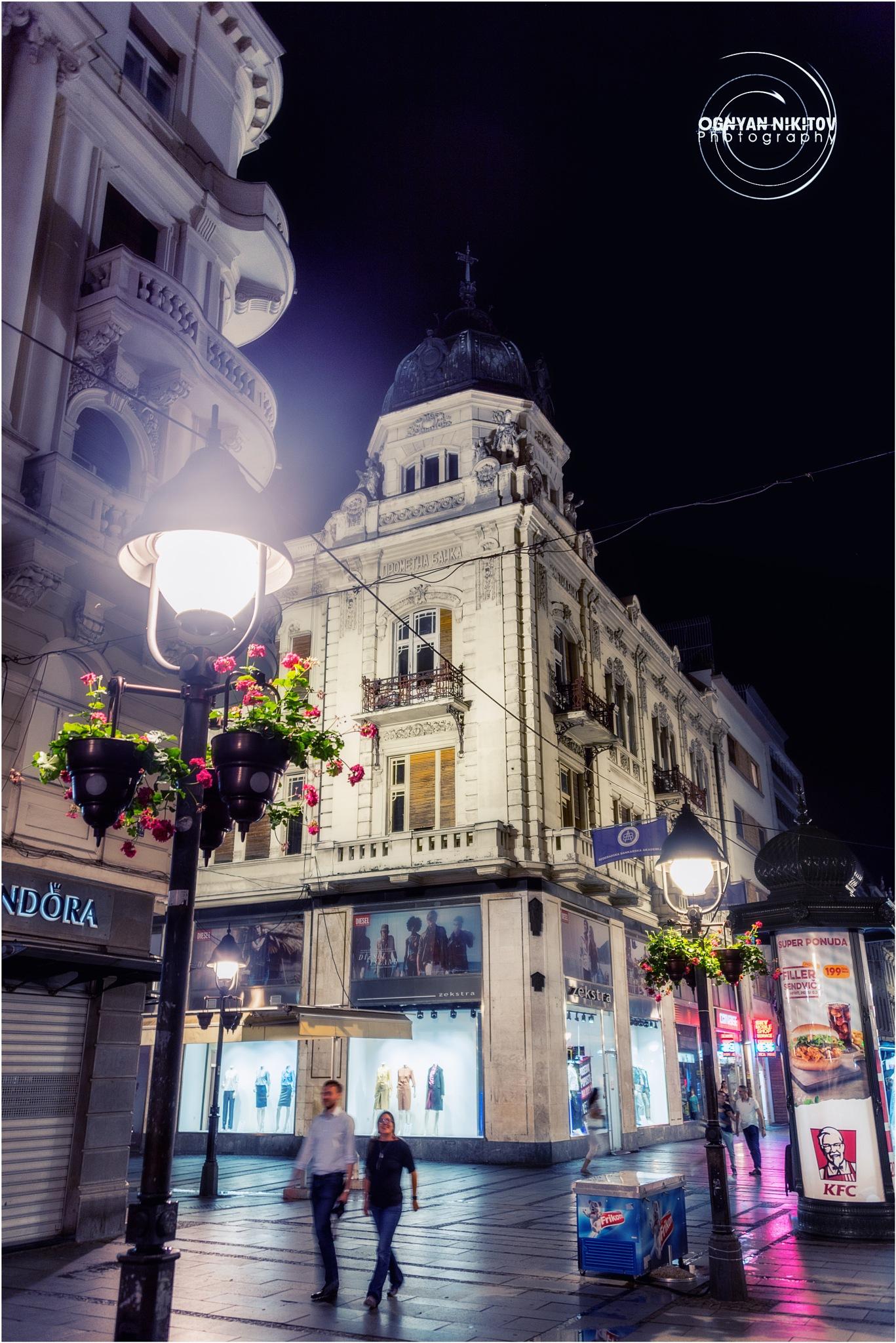 Belgrade_At_Night by yogi101