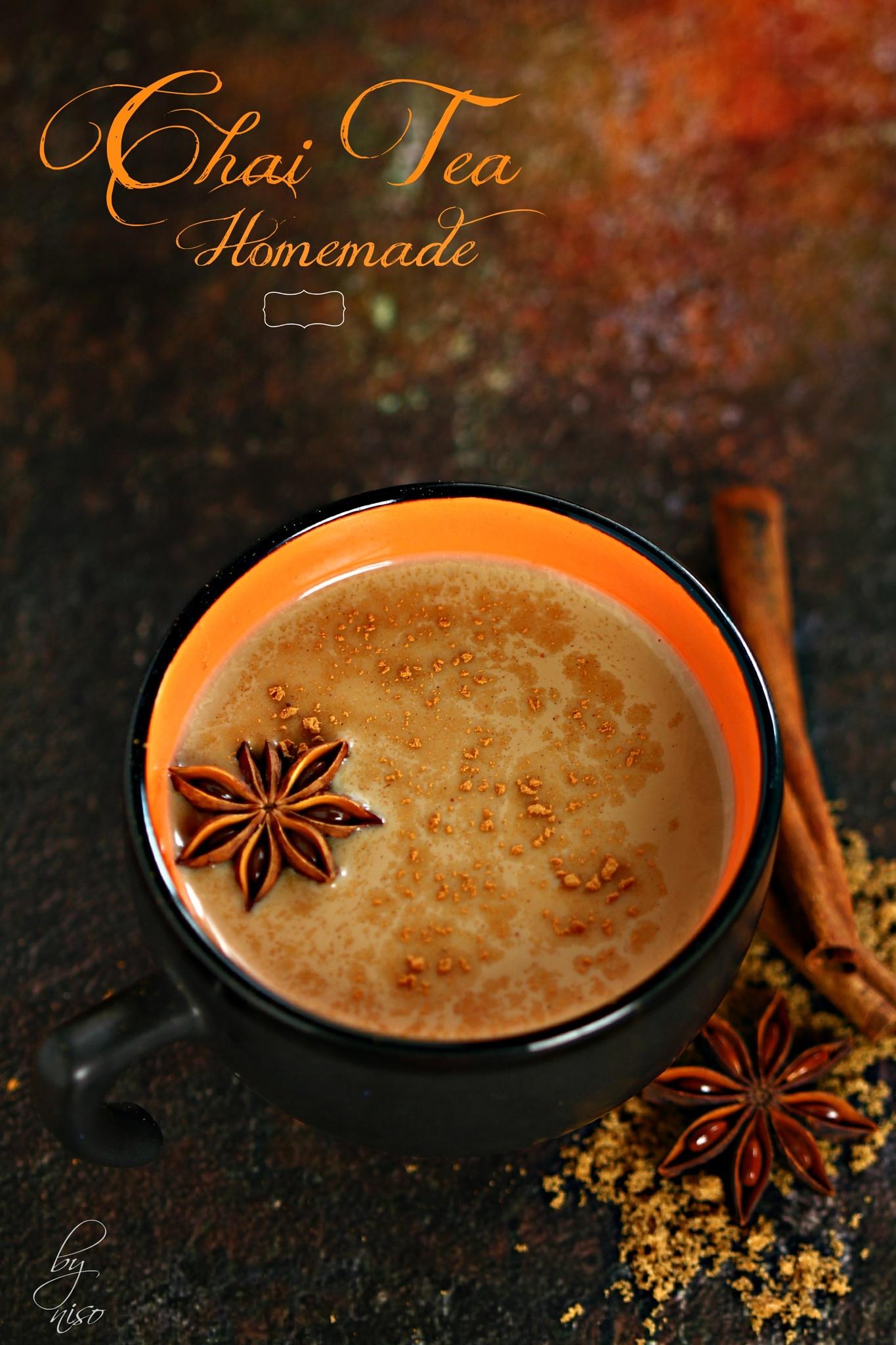 Masla Tea by Nisreen Rahhal