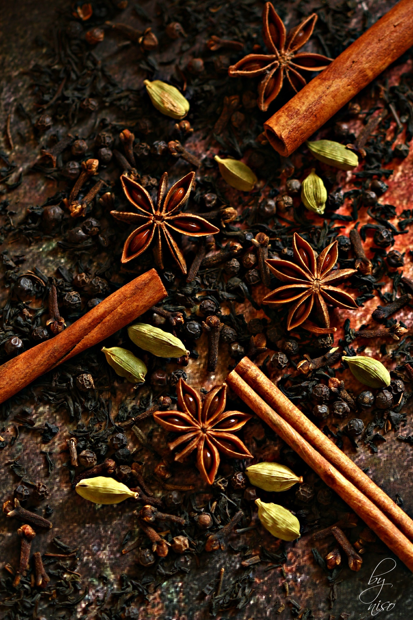 spices by Nisreen Rahhal