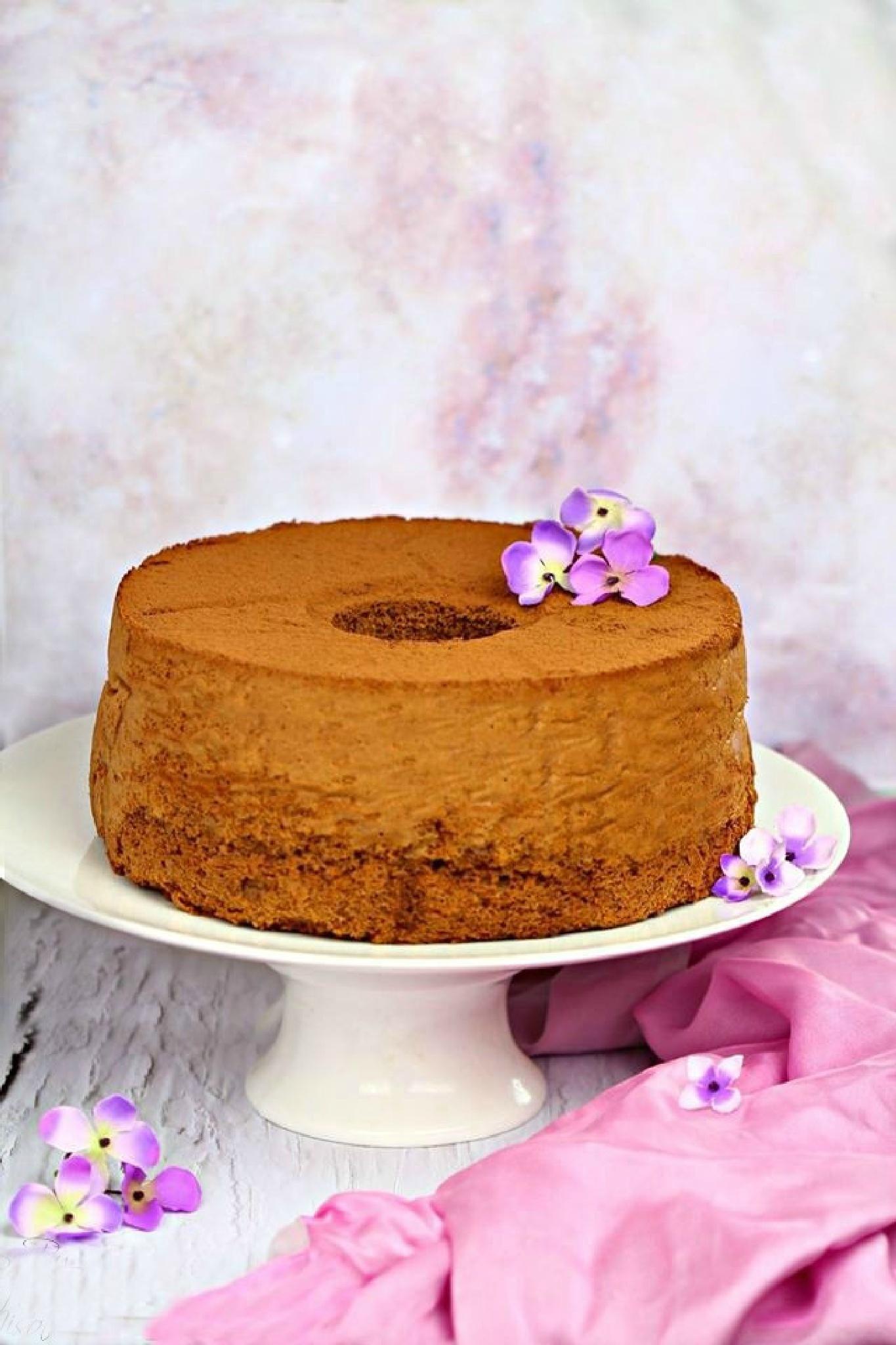 chocolate cake by Nisreen Rahhal